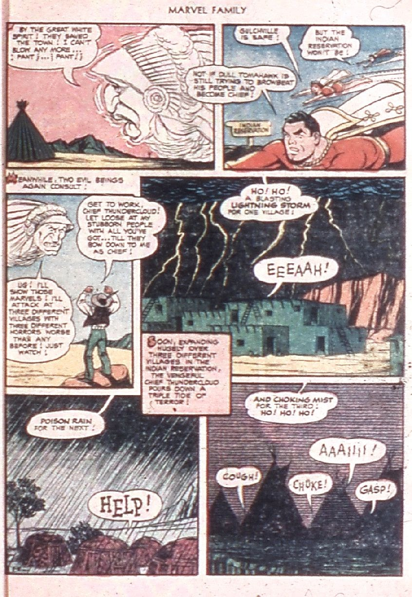 The Marvel Family issue 83 - Page 25