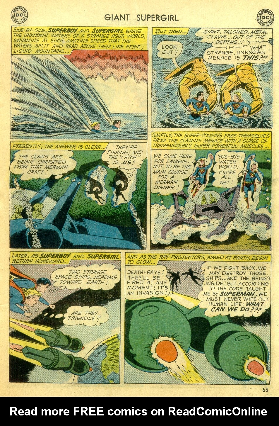 Action Comics (1938) 334 Page 66