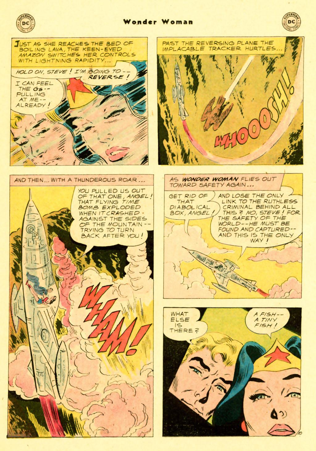 Read online Wonder Woman (1942) comic -  Issue #103 - 27
