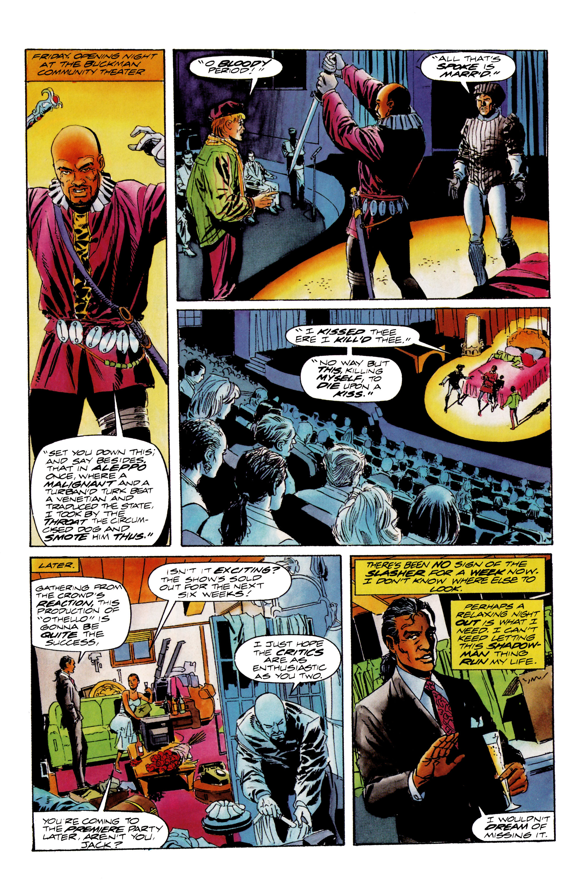 Read online Shadowman (1992) comic -  Issue #13 - 8