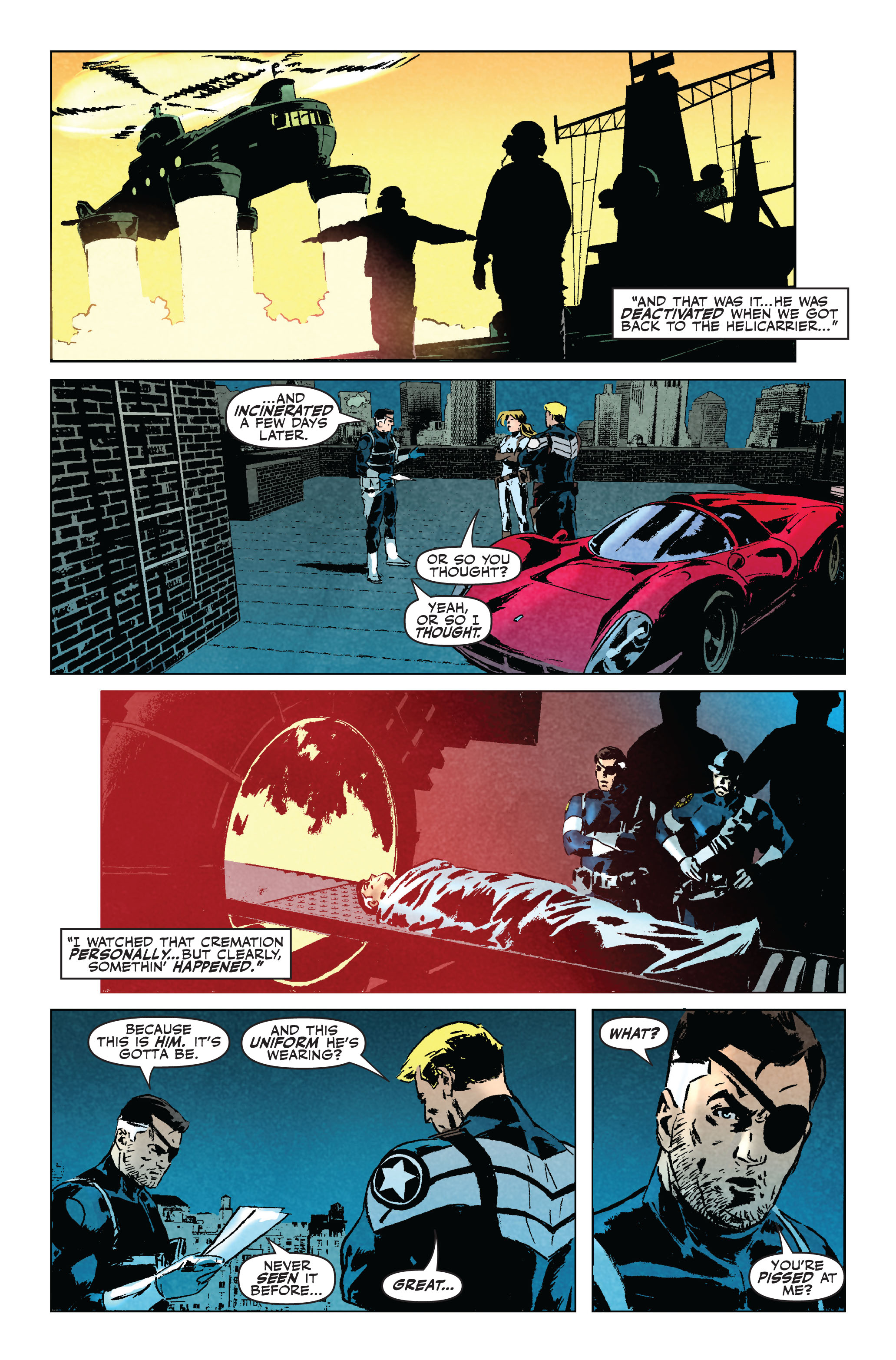 Read online Secret Avengers (2010) comic -  Issue #5 - 18