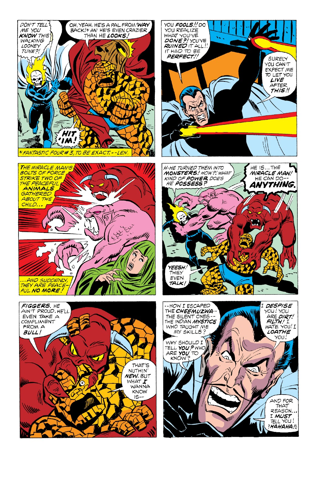 Read online Marvel Two-In-One Epic Collection: Cry Monster comic -  Issue # TPB (Part 2) - 92