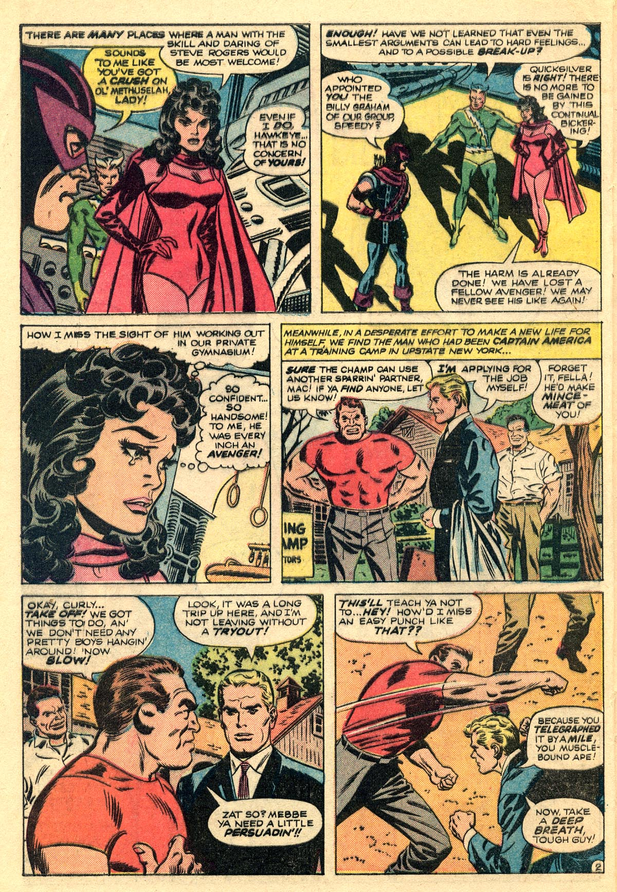 The Avengers (1963) 23 Page 3