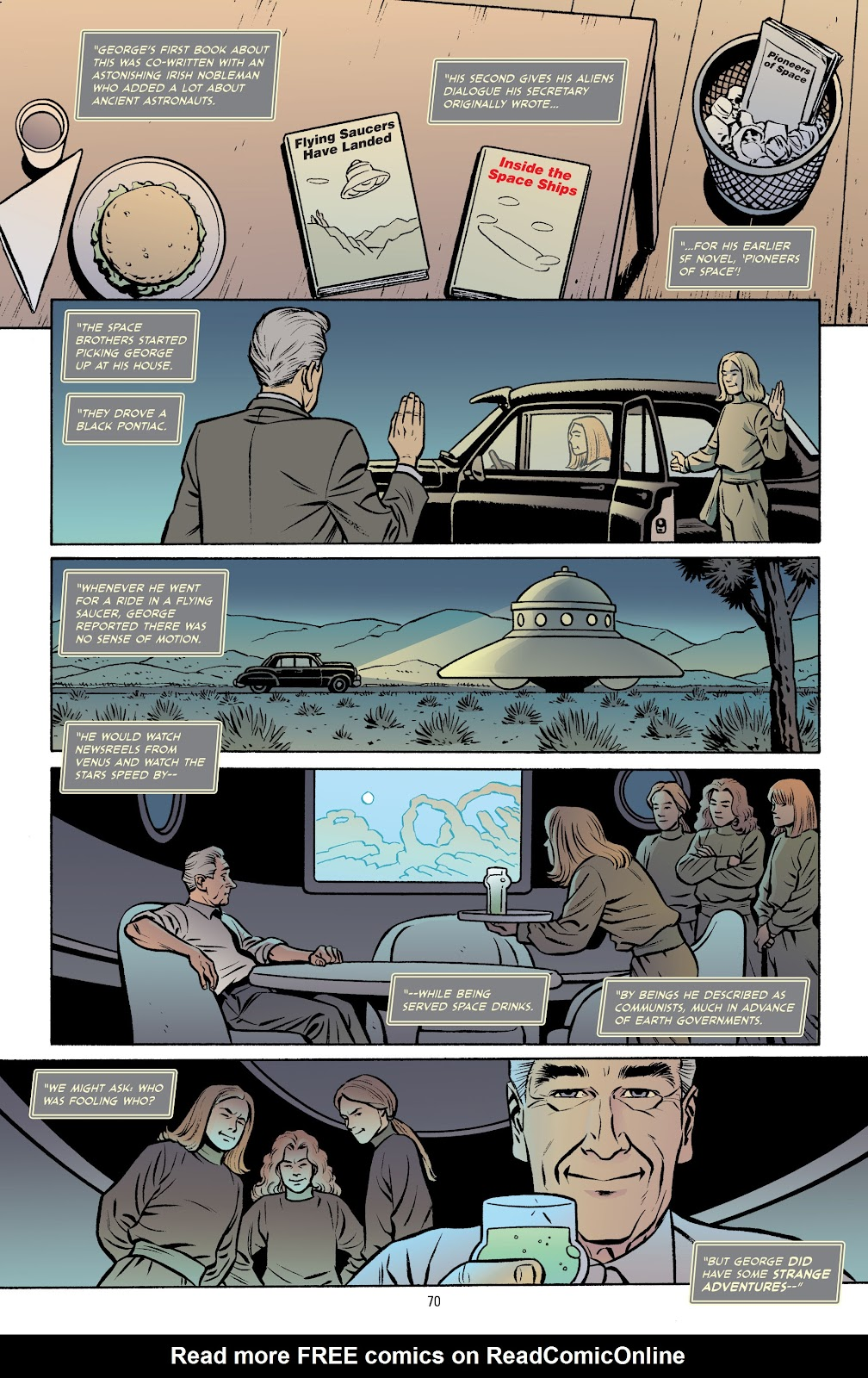 Read online Strange Adventures (2014) comic -  Issue # TPB (Part 1) - 67