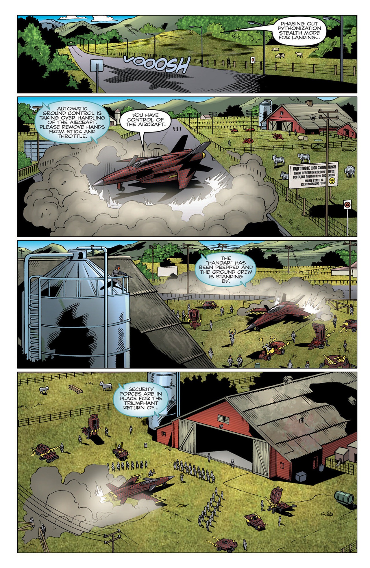 G.I. Joe: A Real American Hero 183 Page 8