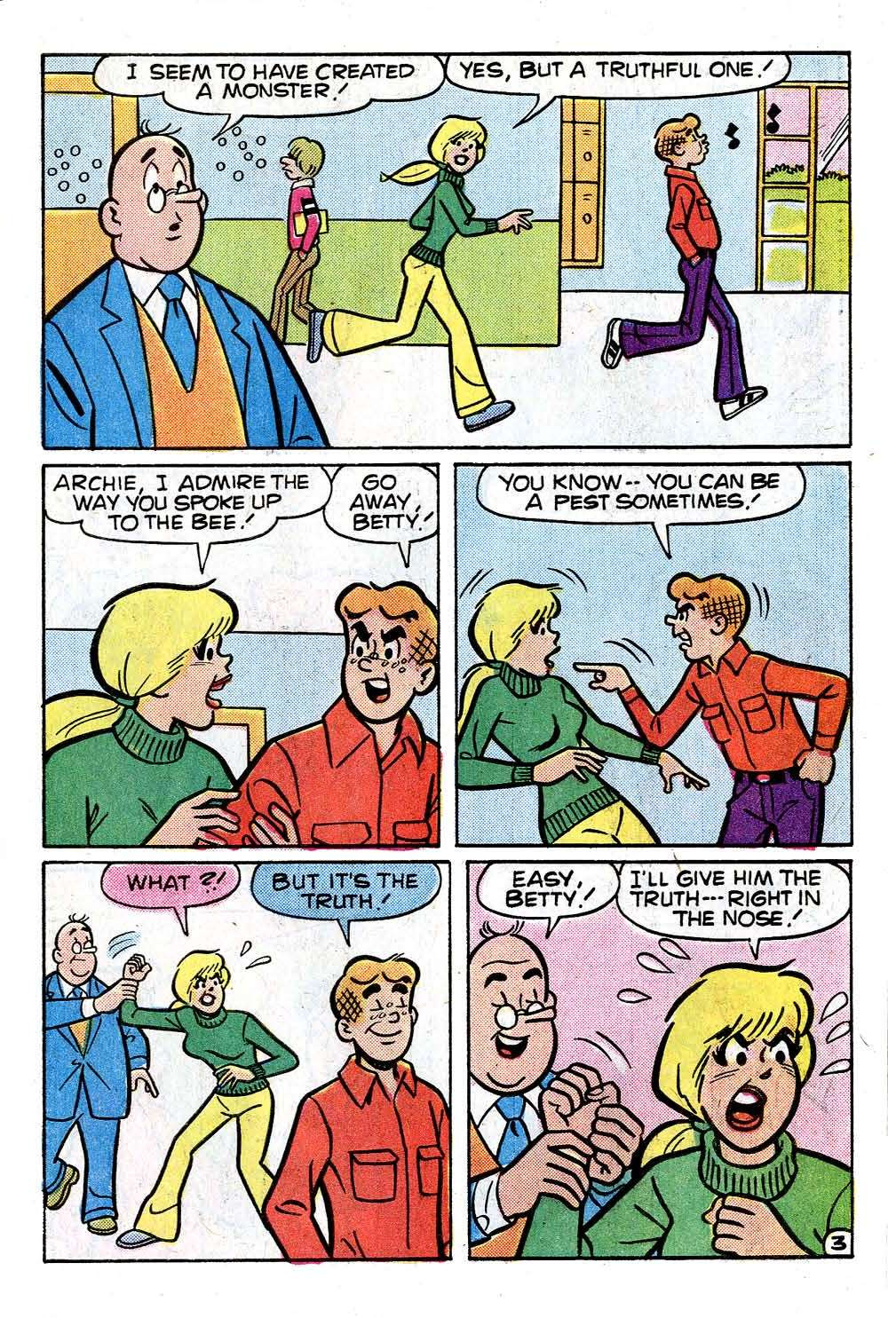 Read online Archie (1960) comic -  Issue #273 - 31