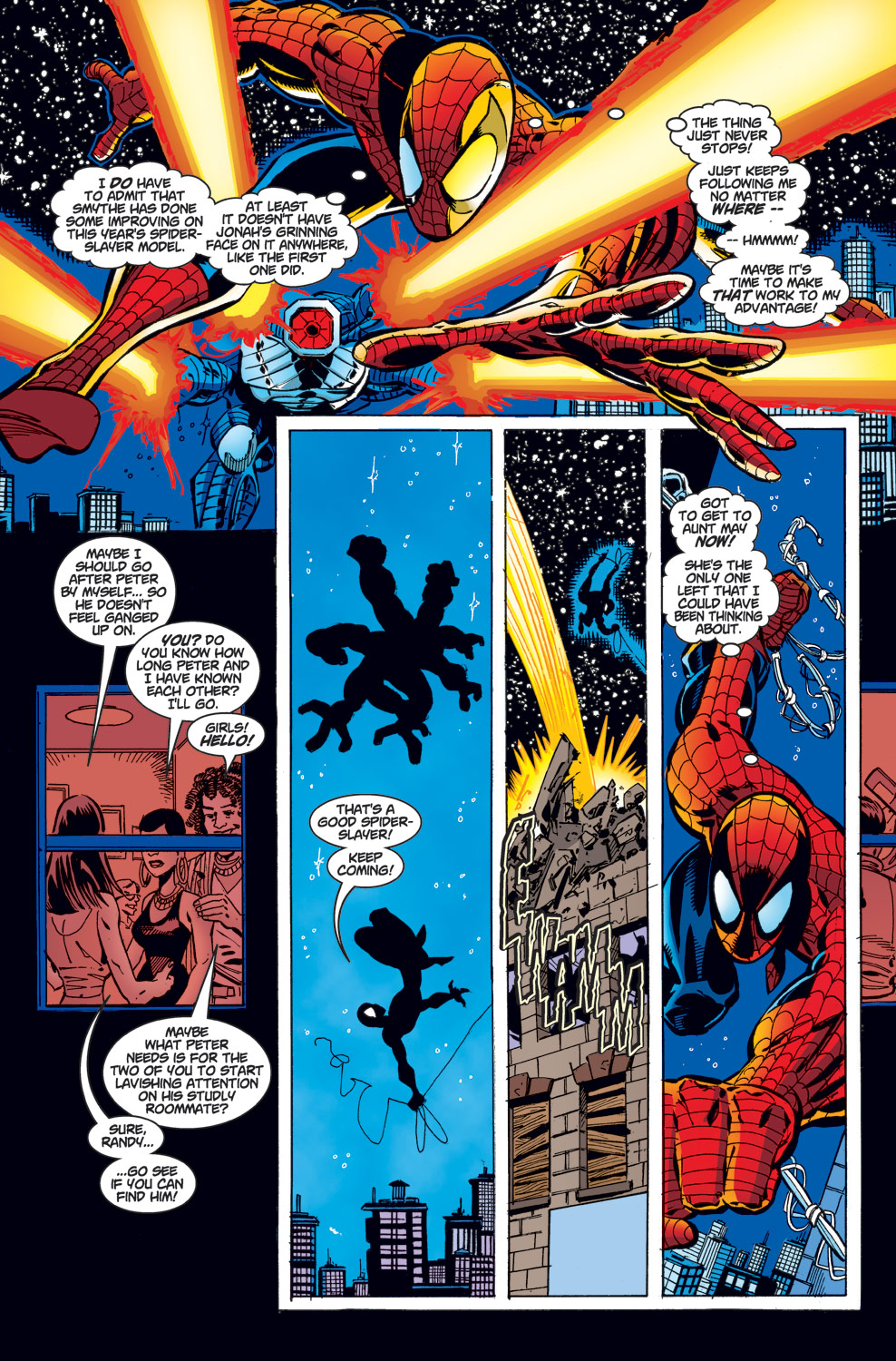 The Amazing Spider-Man (1999) 21 Page 16