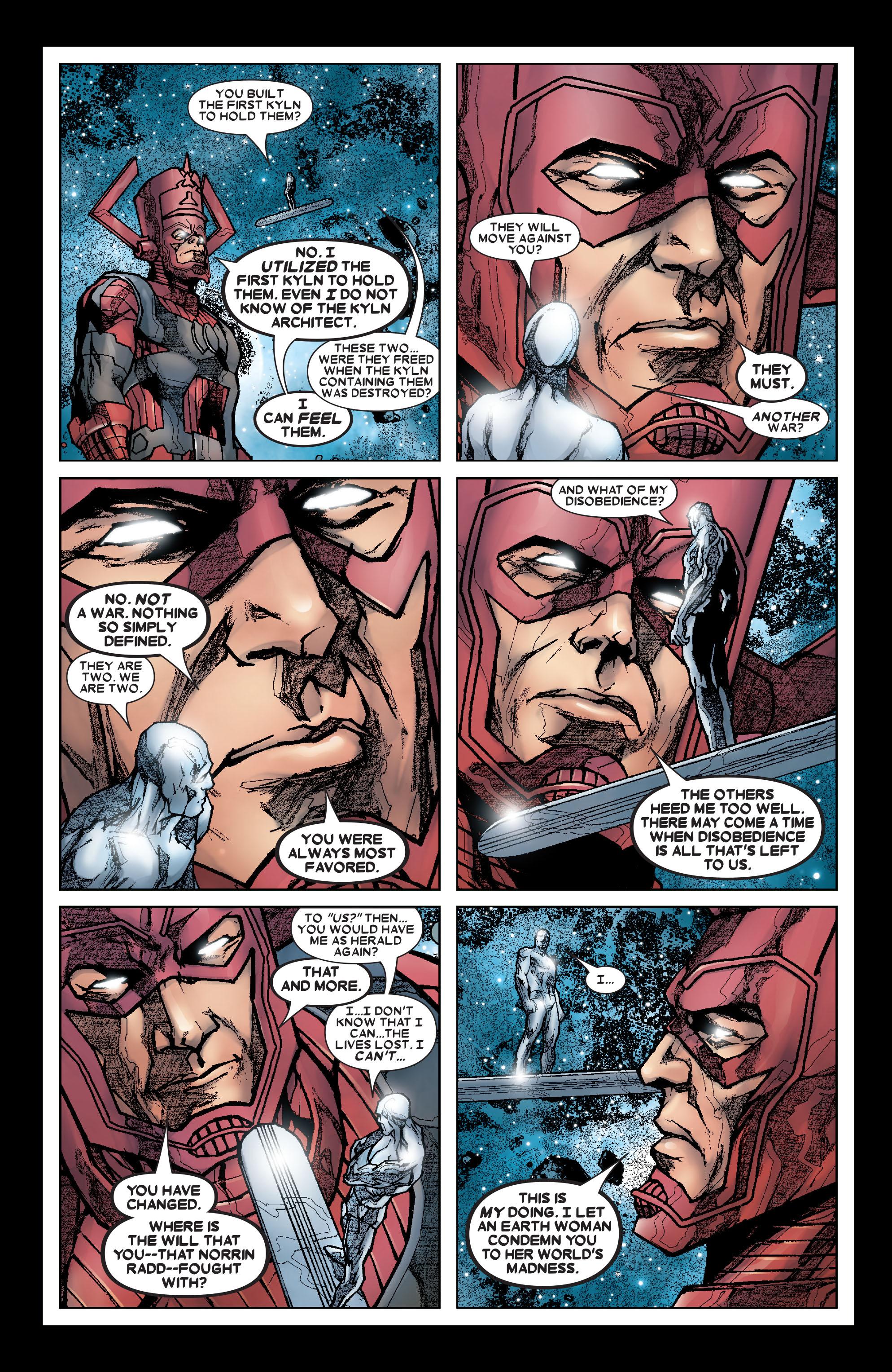Read online Annihilation: Silver Surfer comic -  Issue #3 - 18