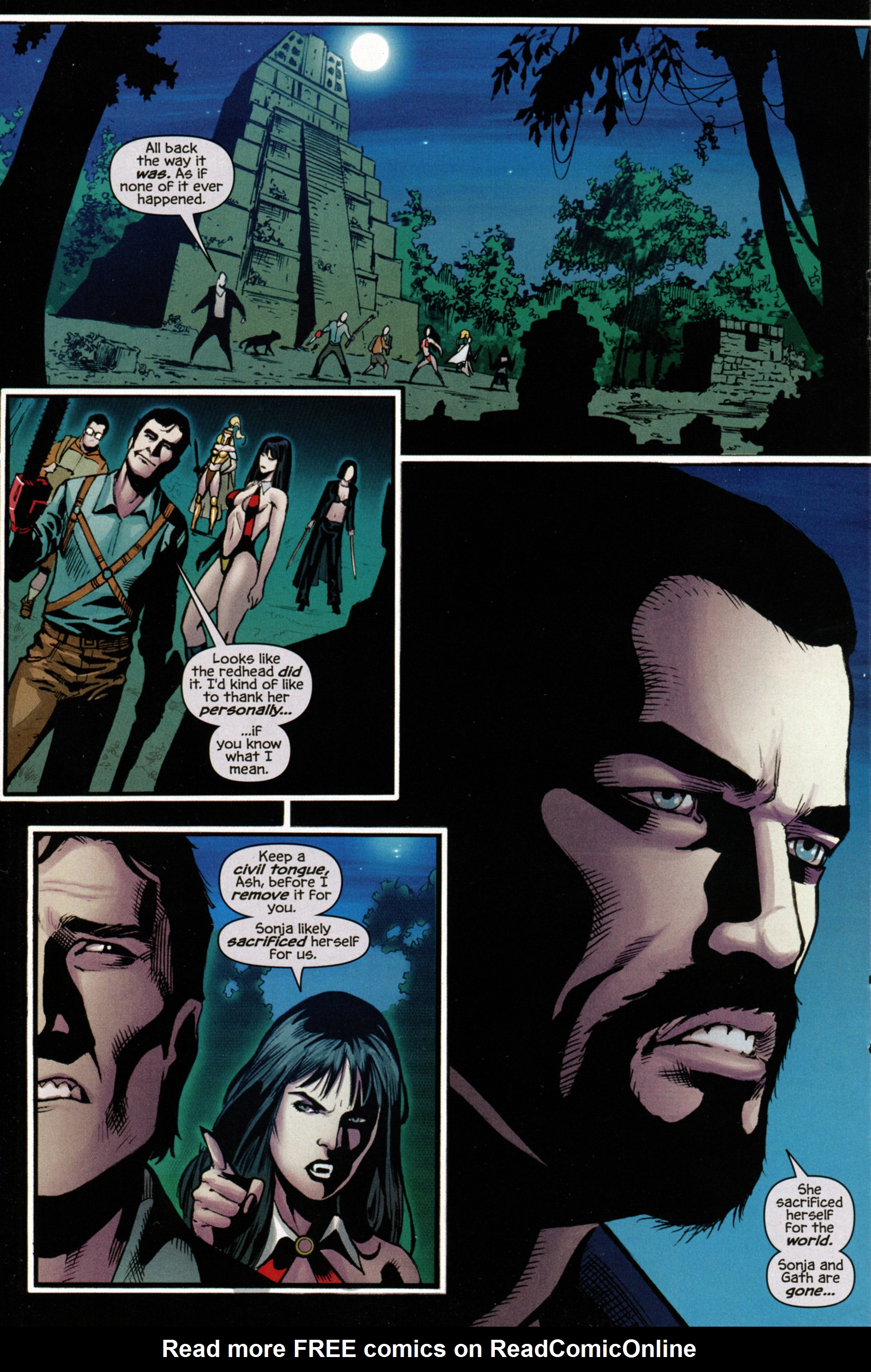 Read online Prophecy comic -  Issue #7 - 18