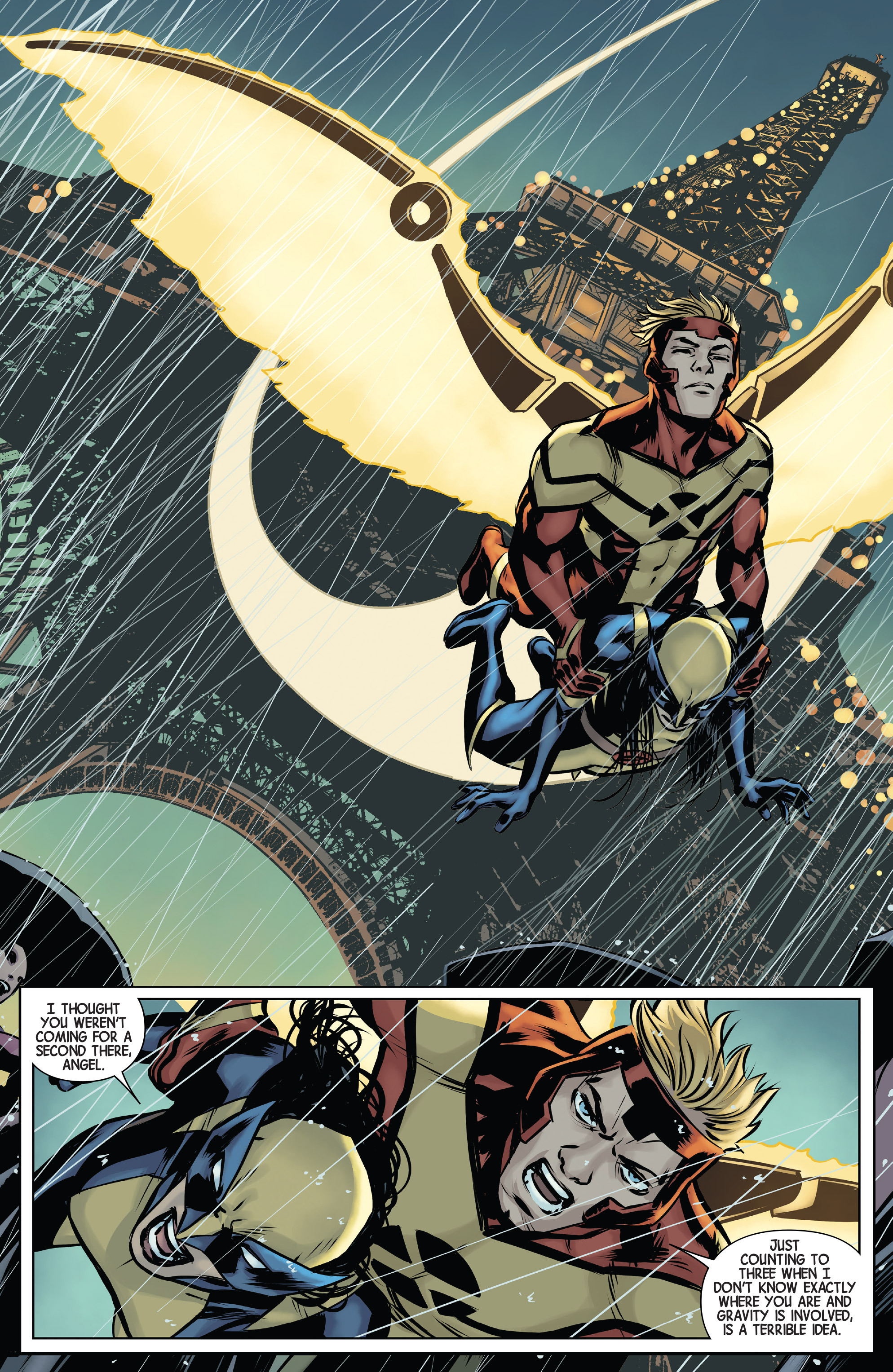 Read online All-New Wolverine (2016) comic -  Issue #1 - 19