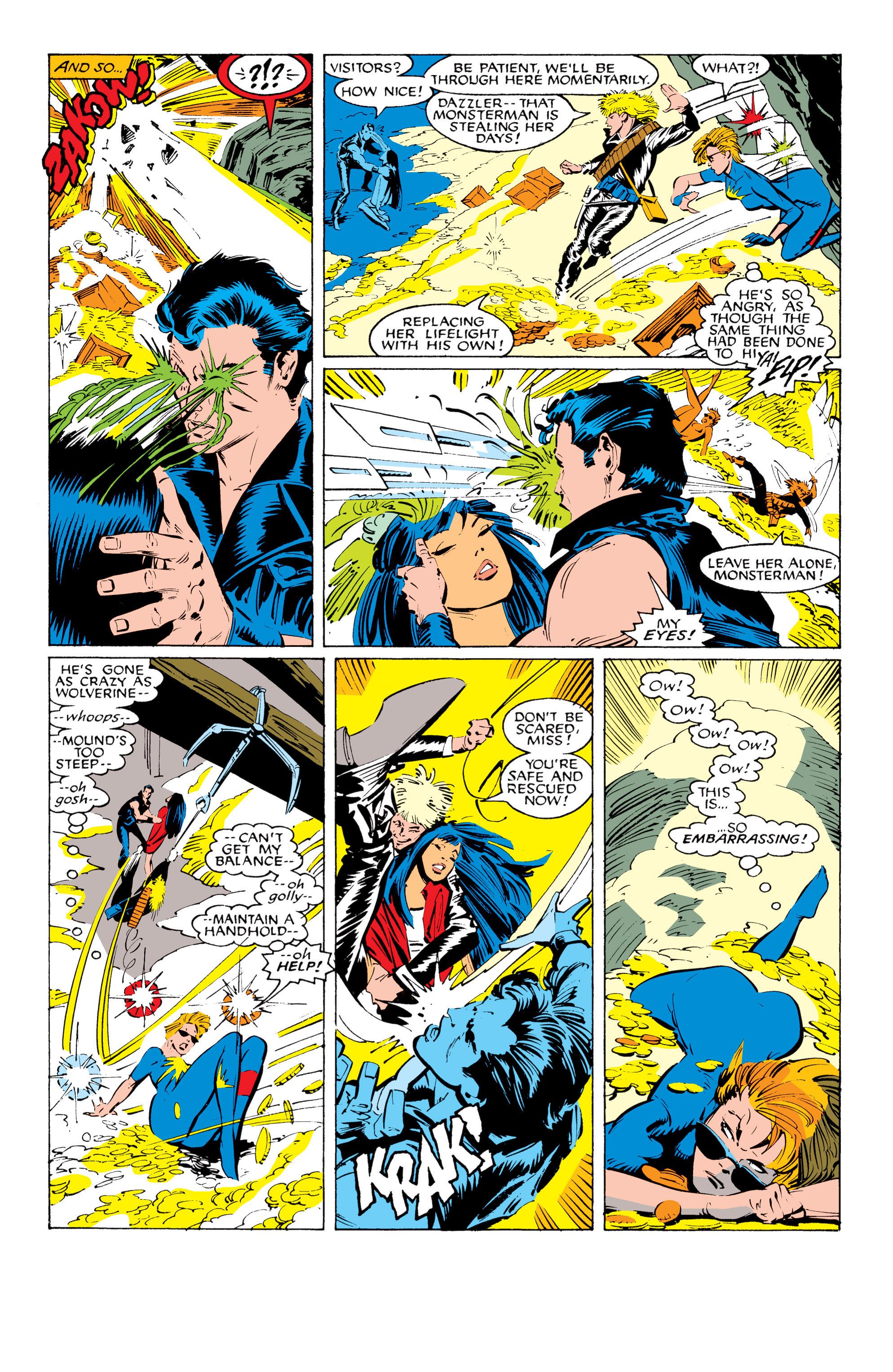 Read online Uncanny X-Men (1963) comic -  Issue #229 - 12