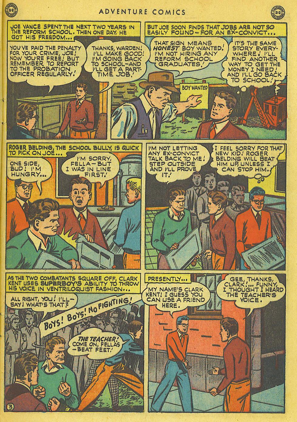 Read online Adventure Comics (1938) comic -  Issue #136 - 5