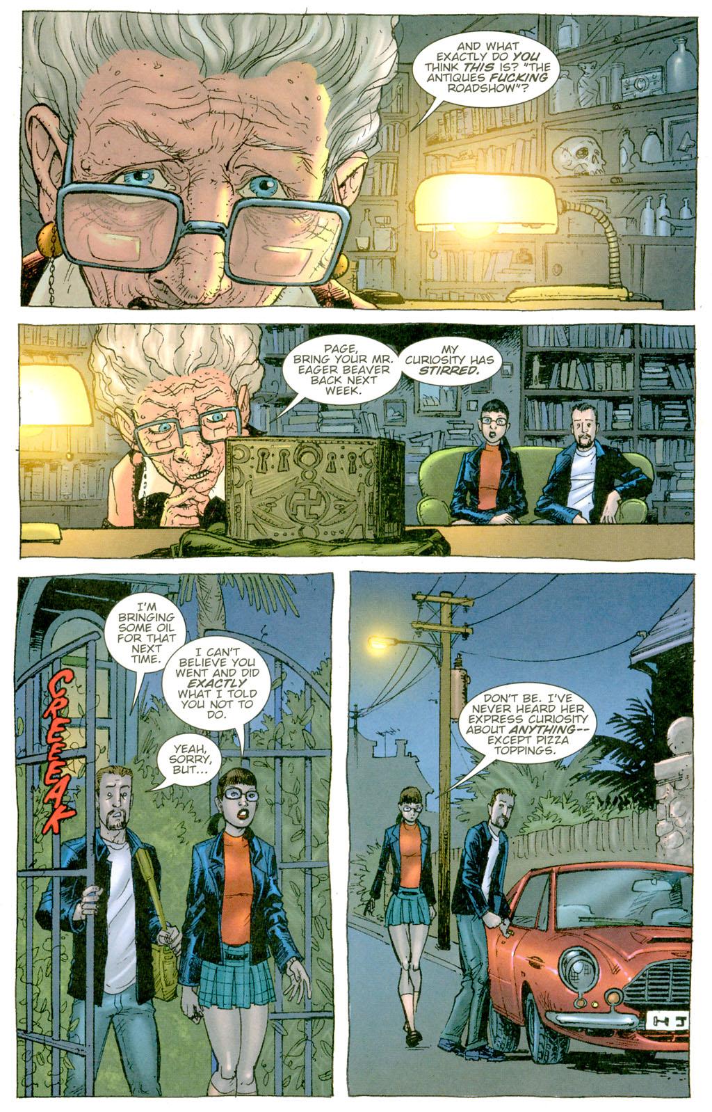 Read online The Exterminators comic -  Issue #7 - 13