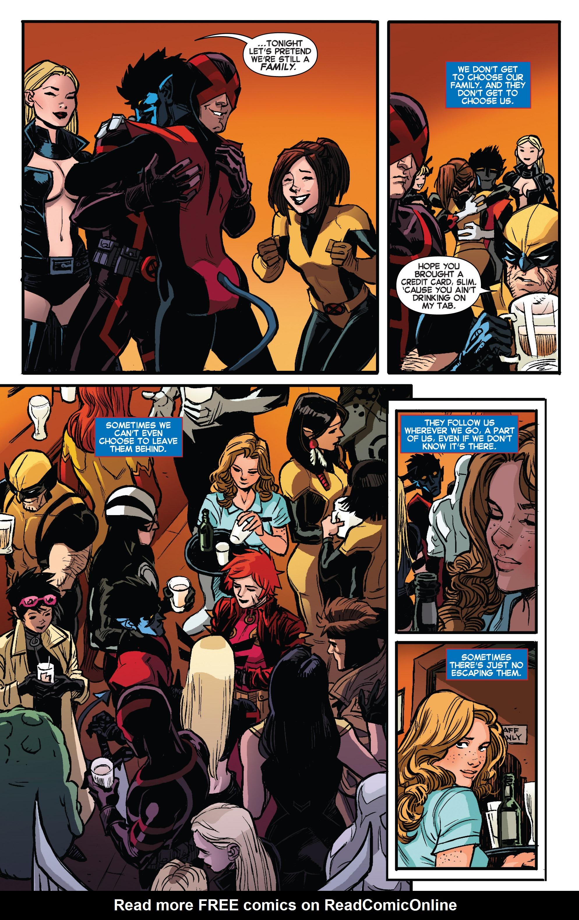Read online Amazing X-Men (2014) comic -  Issue #6 - 9