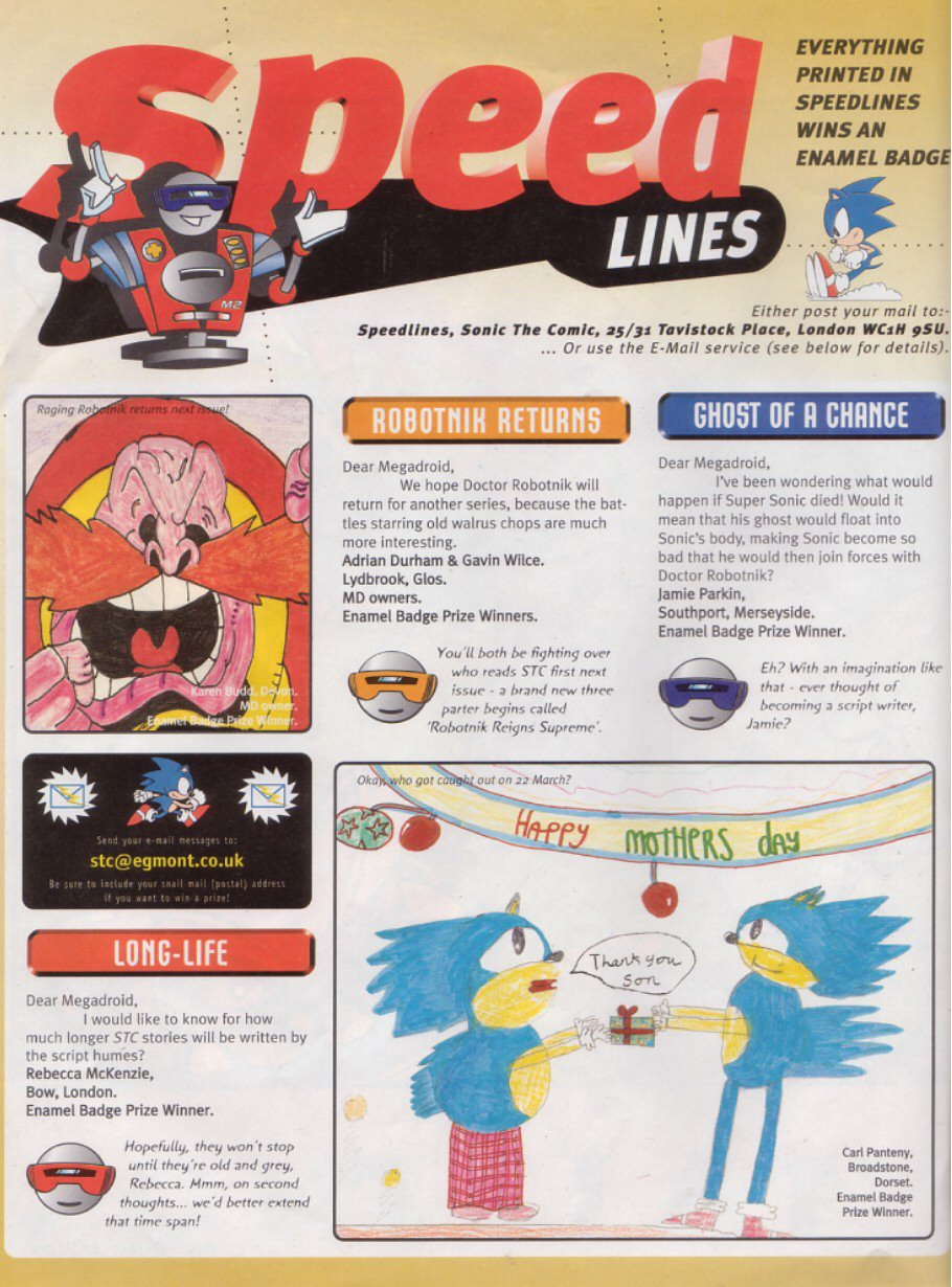 Read online Sonic the Comic comic -  Issue #126 - 15