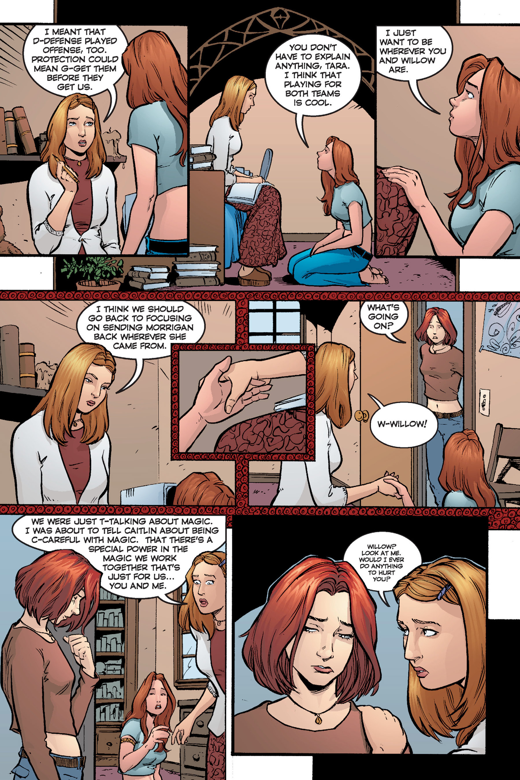 Read online Buffy the Vampire Slayer: Omnibus comic -  Issue # TPB 6 - 286