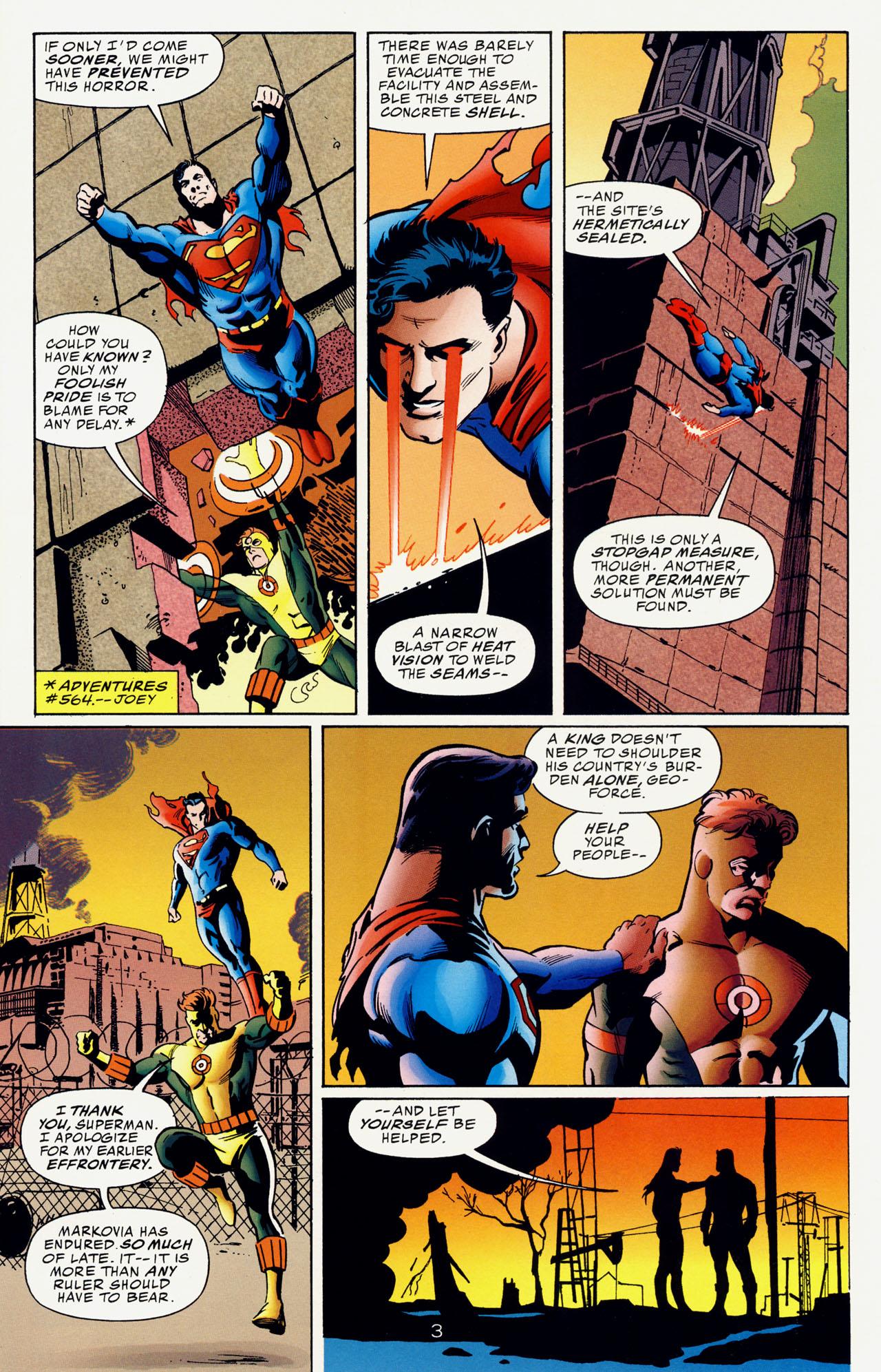 Action Comics (1938) 751 Page 4