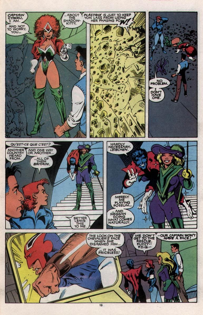 Excalibur (1988) issue 24 - Page 15