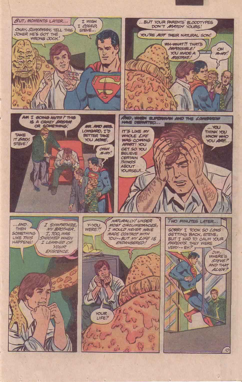Read online Action Comics (1938) comic -  Issue #523 - 11