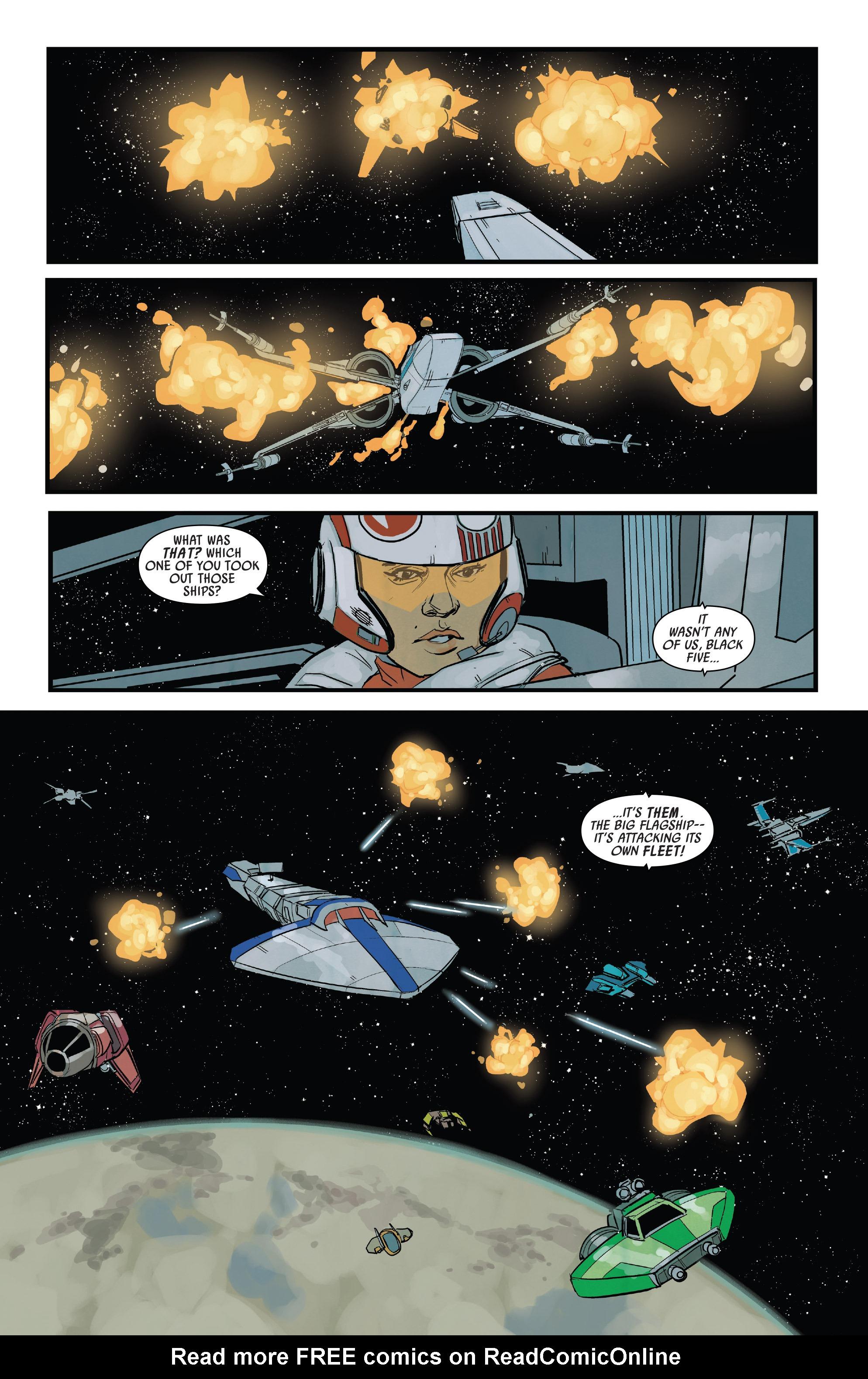 Read online Star Wars: Poe Dameron comic -  Issue #13 - 8