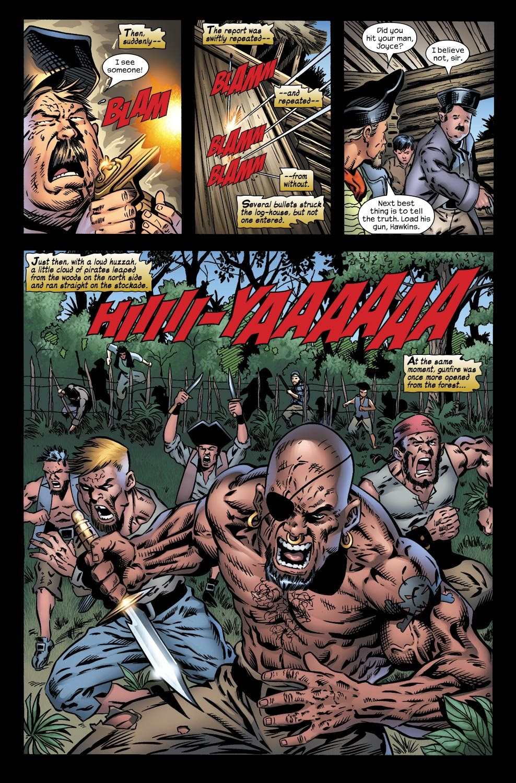 Read online Treasure Island comic -  Issue #4 - 8