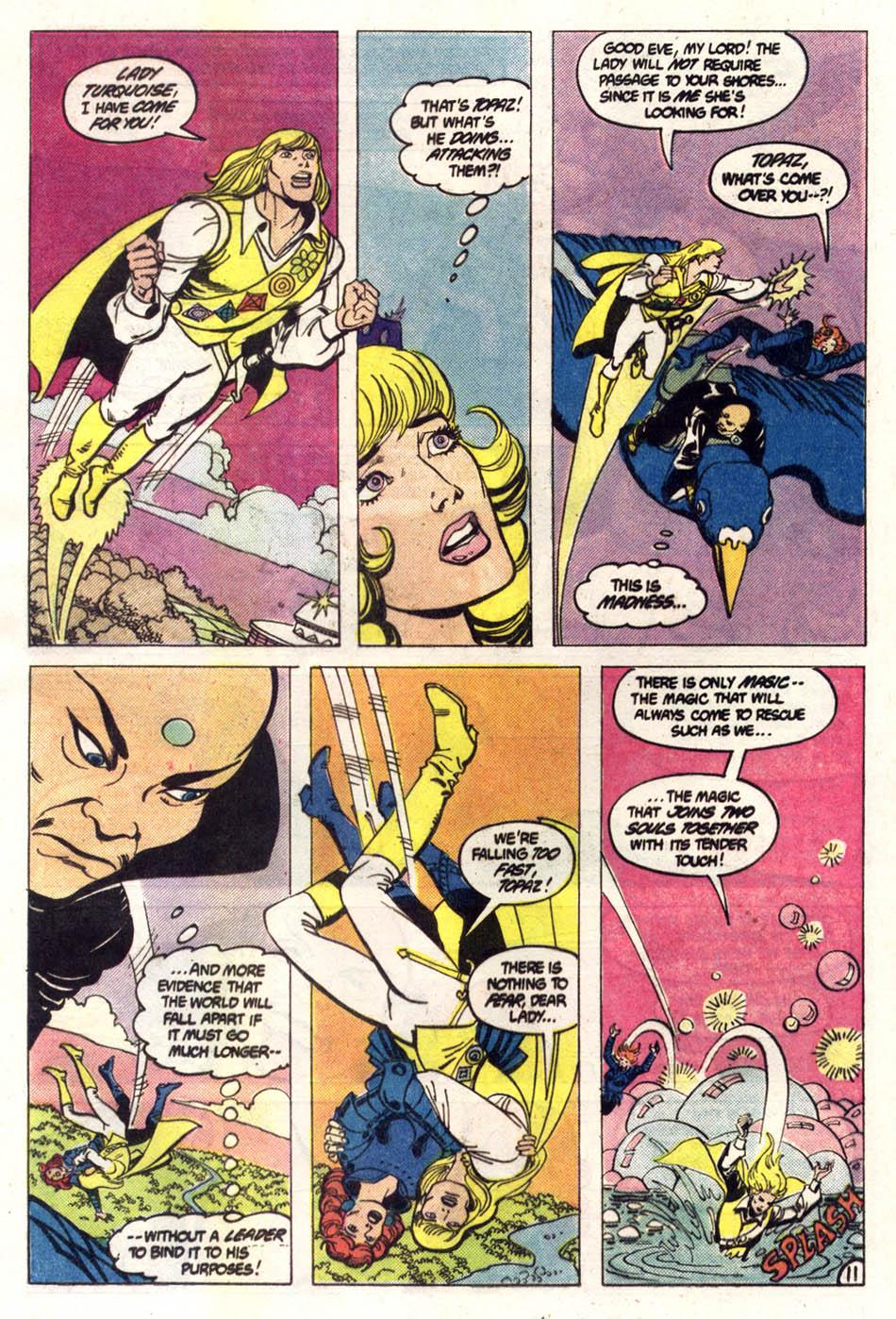 Read online Amethyst (1985) comic -  Issue #2 - 12