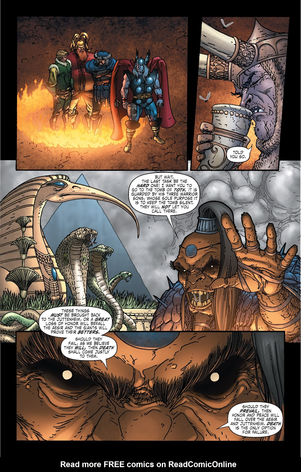 Read online Thor: Ragnaroks comic -  Issue # TPB (Part 1) - 25