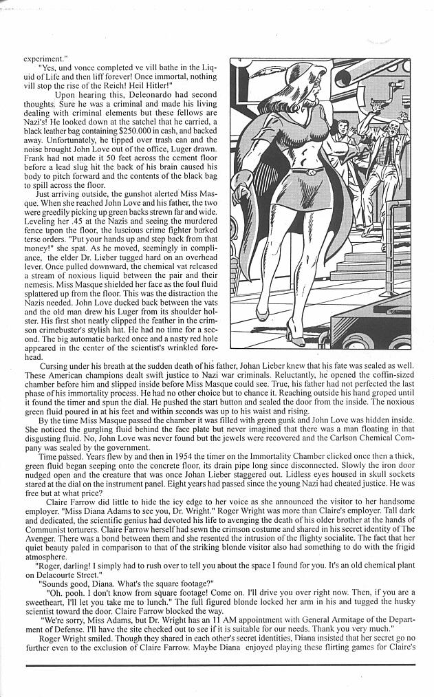 Read online Golden-Age Men of Mystery comic -  Issue #5 - 43