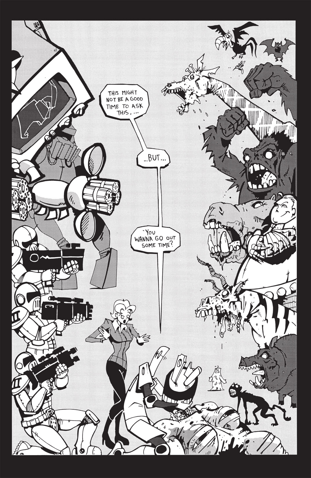 Read online Scud: The Disposable Assassin: The Whole Shebang comic -  Issue # TPB (Part 3) - 7