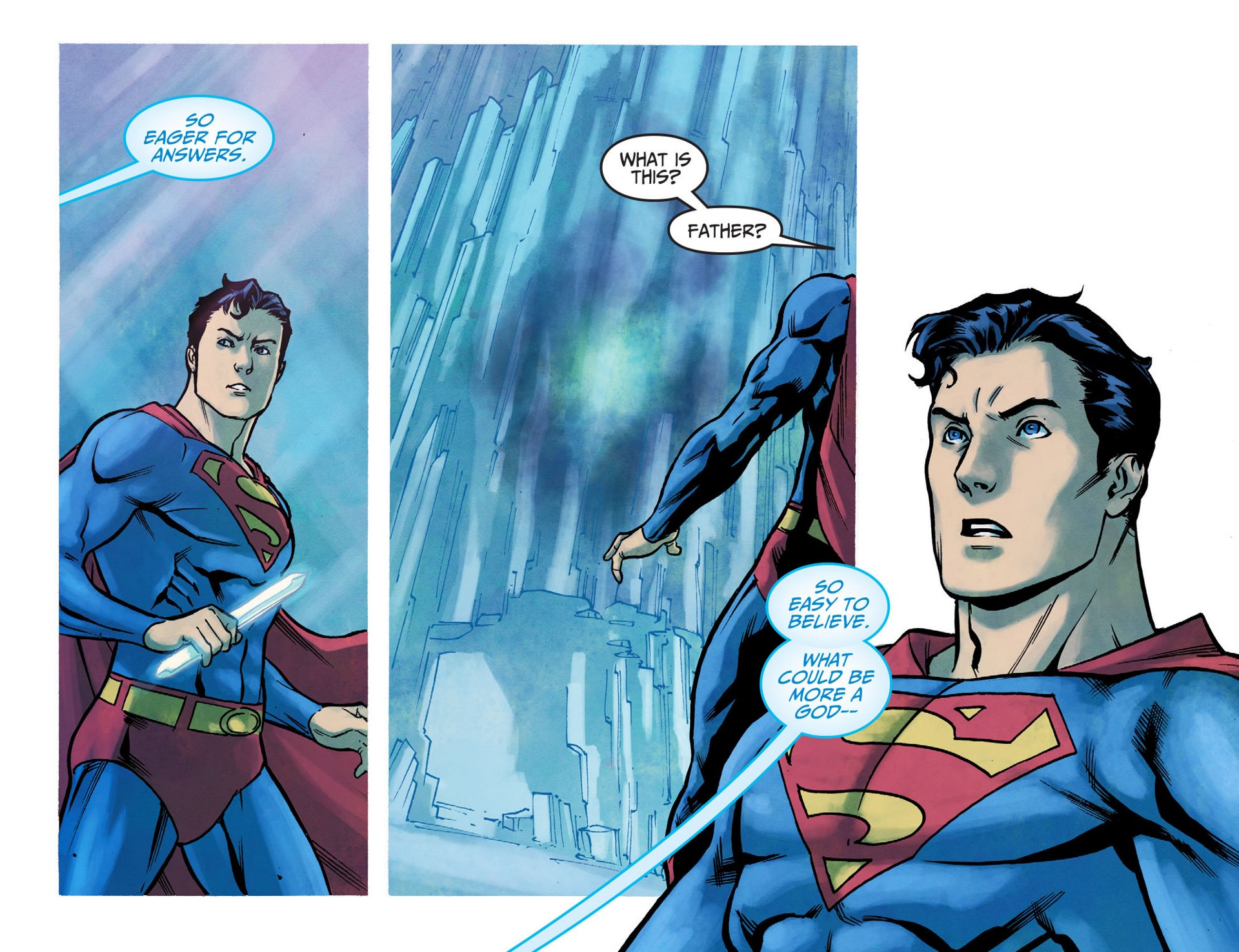 Read online Adventures of Superman [I] comic -  Issue #16 - 20