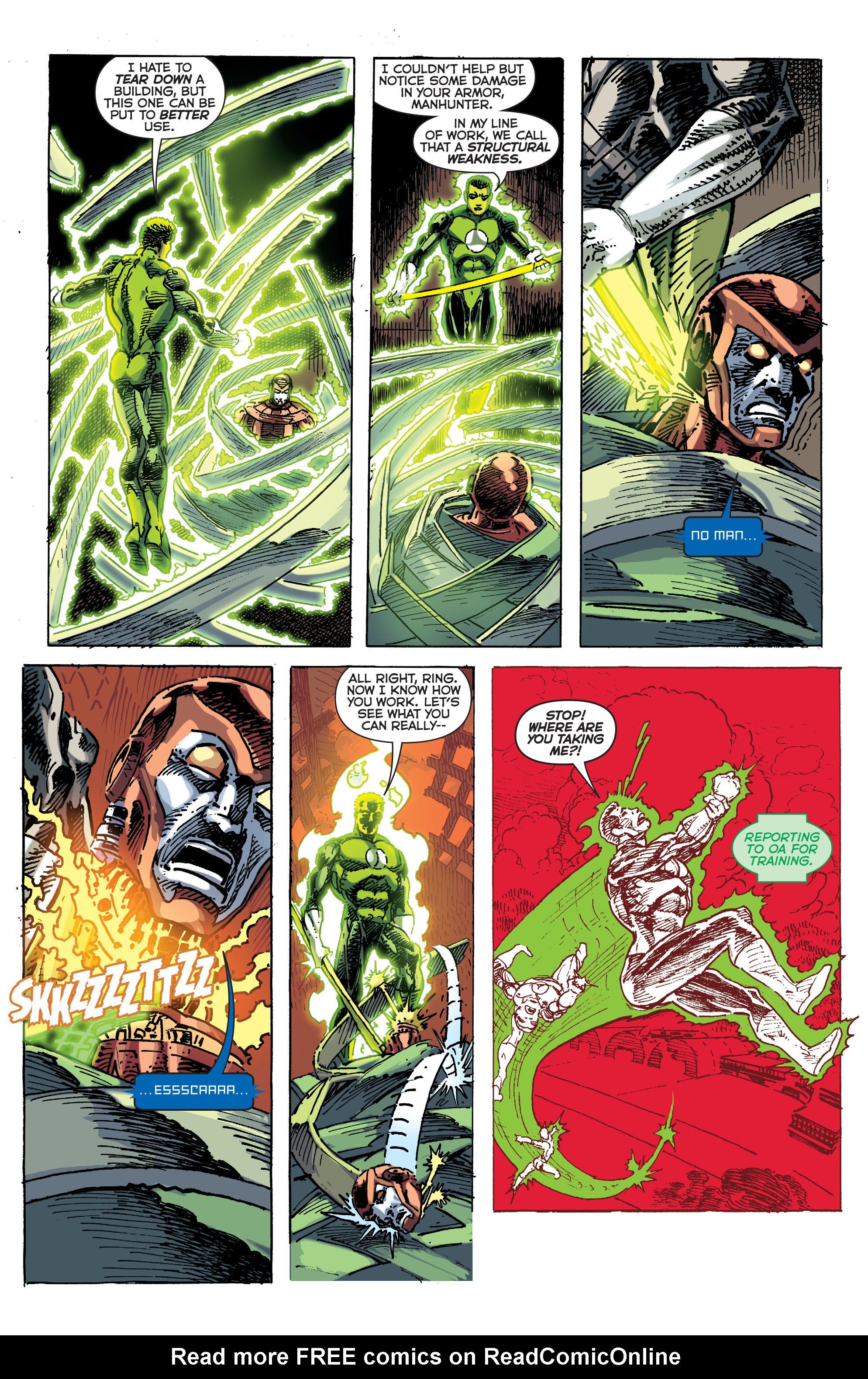 Read online Secret Origins (2014) comic -  Issue #9 - 35