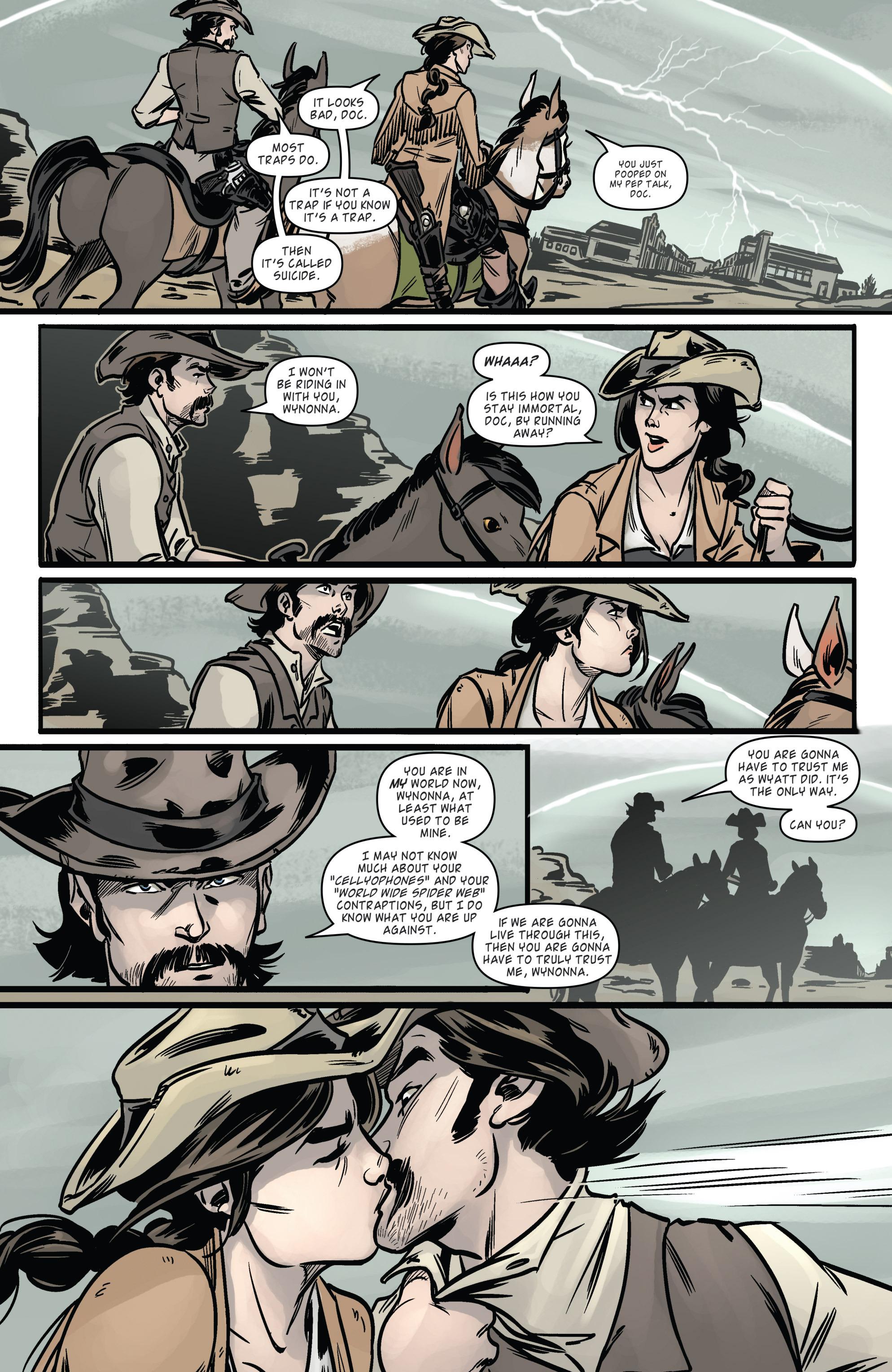 Read online Wynonna Earp (2016) comic -  Issue #6 - 8