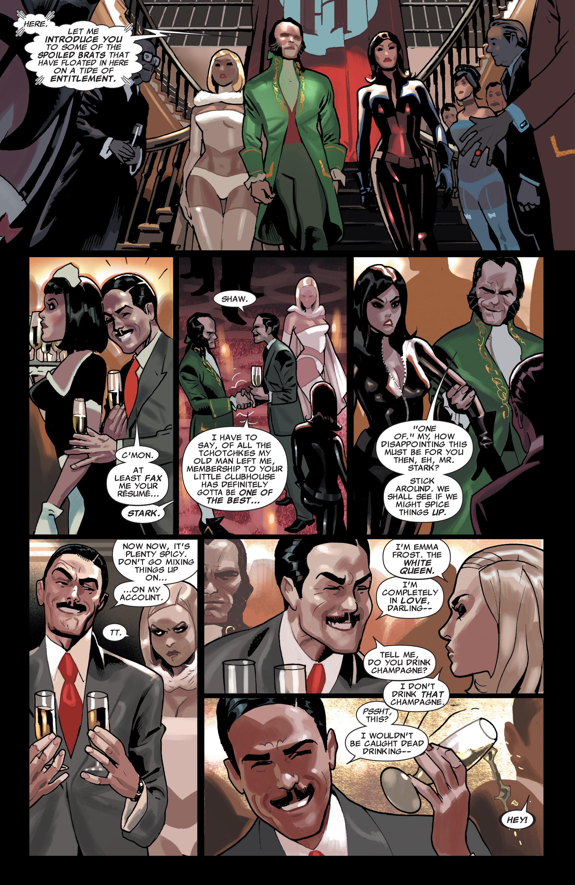 Read online Uncanny X-Men (1963) comic -  Issue # _Annual 2 (2009) - 7