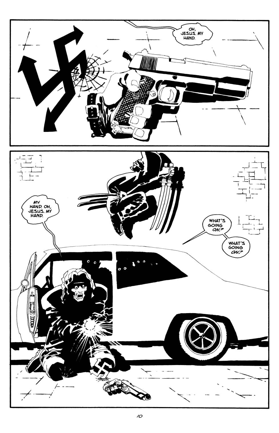 Read online Sin City: The Big Fat Kill comic -  Issue #2 - 11