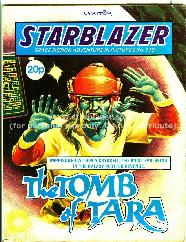 Starblazer issue 110 - Page 1