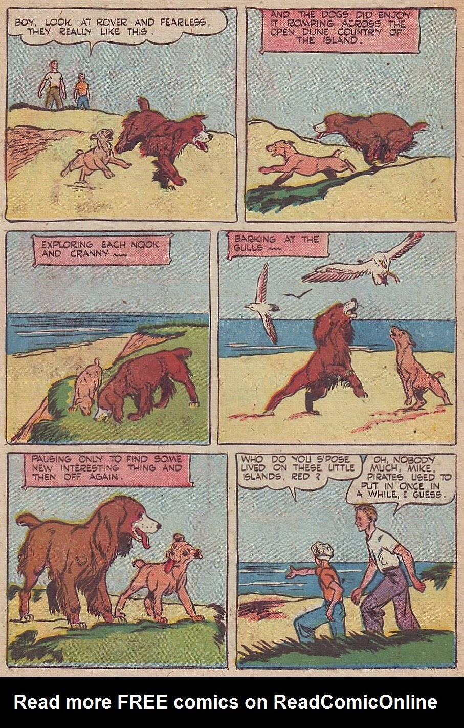 Read online Animal Comics comic -  Issue #30 - 6
