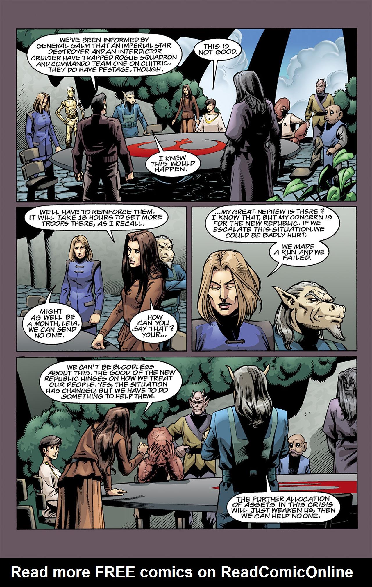 Read online Star Wars Omnibus comic -  Issue # Vol. 3 - 316
