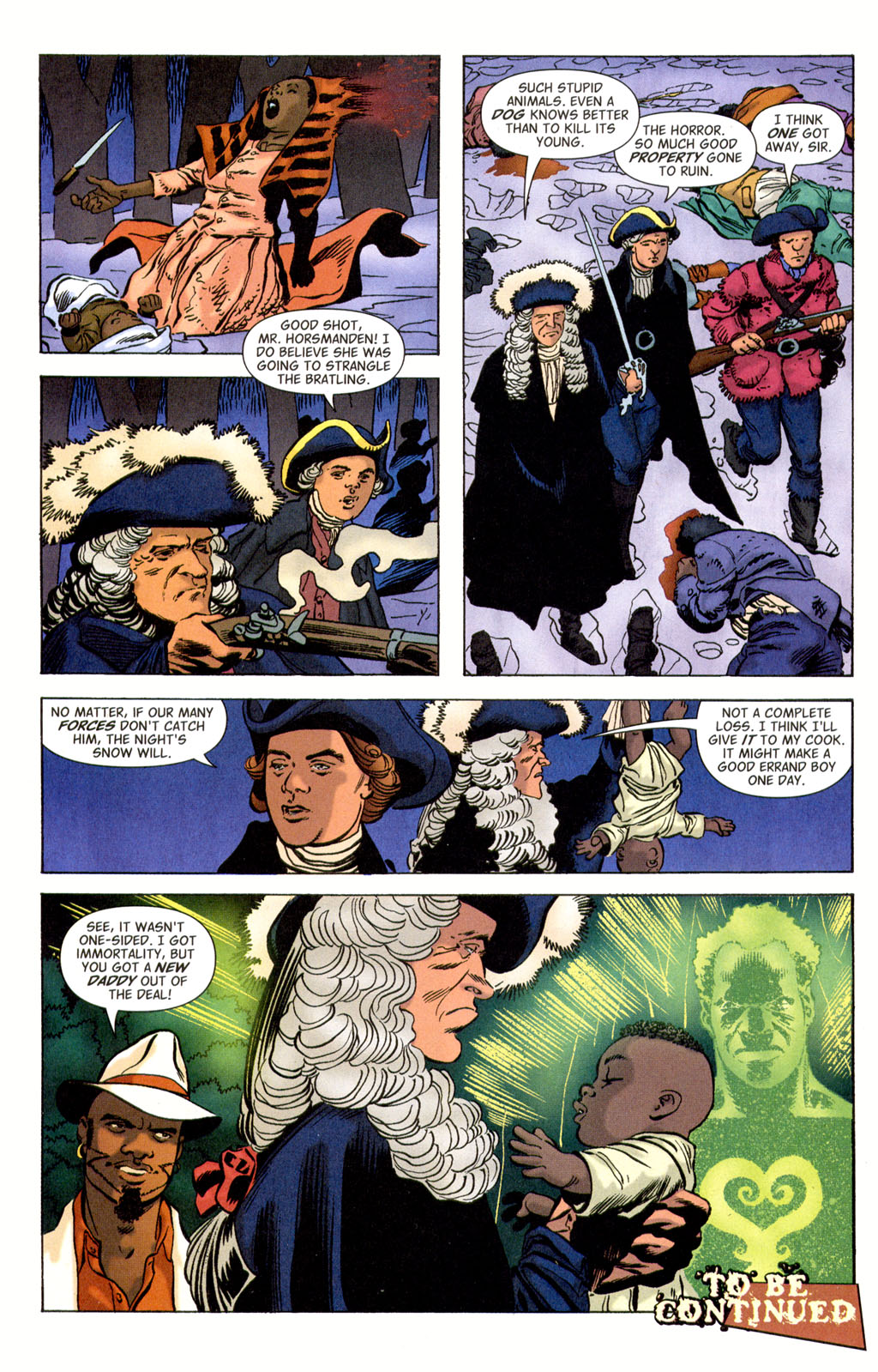 John Constantine - Hellblazer Special: Papa Midnite issue 2 - Page 21