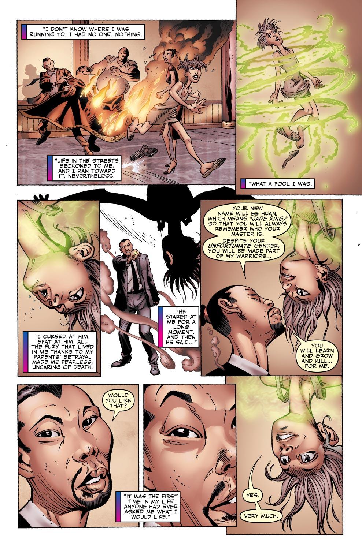 Read online Wonder Man (2007) comic -  Issue #2 - 18
