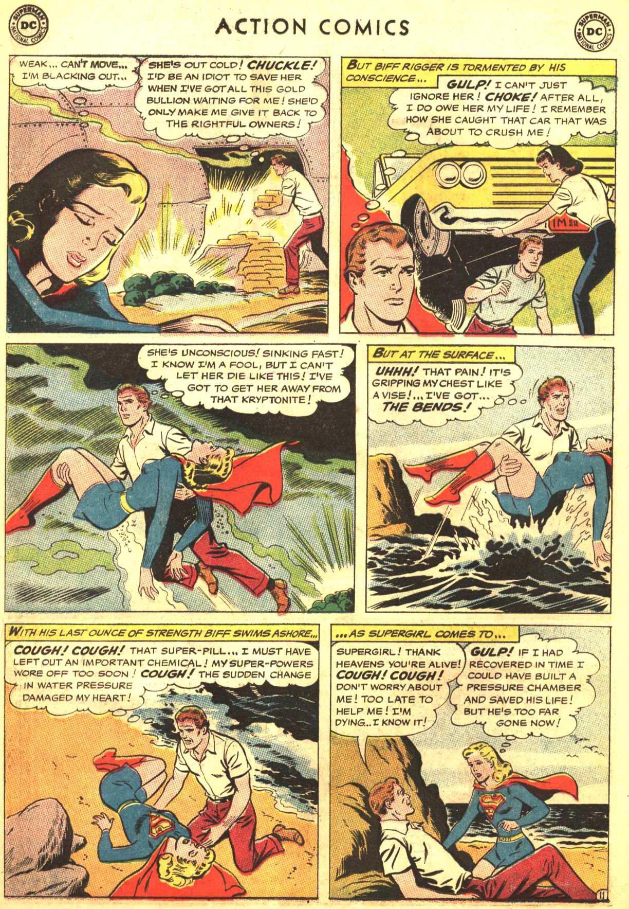 Action Comics (1938) 303 Page 25