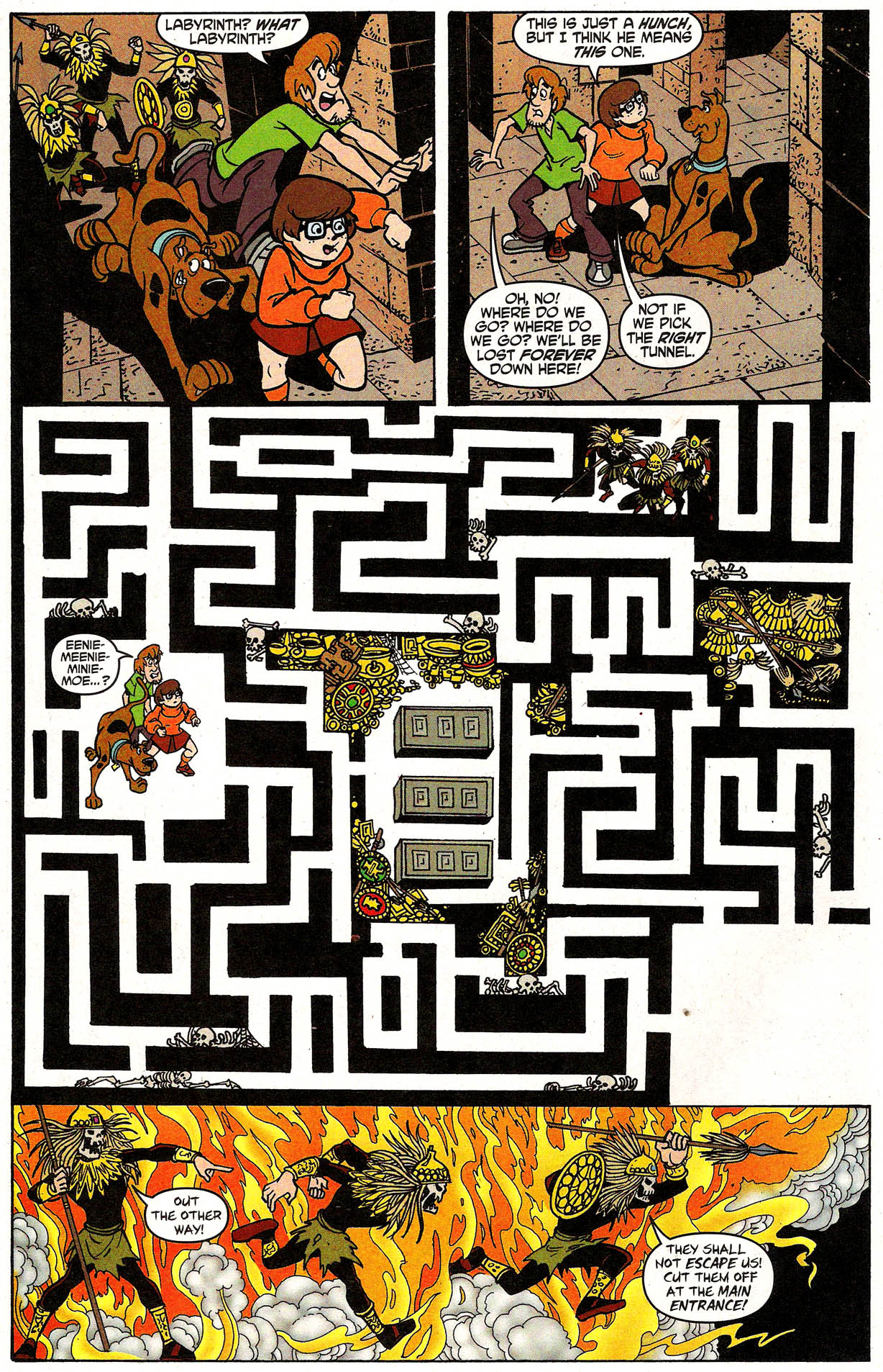 Read online Scooby-Doo (1997) comic -  Issue #105 - 26