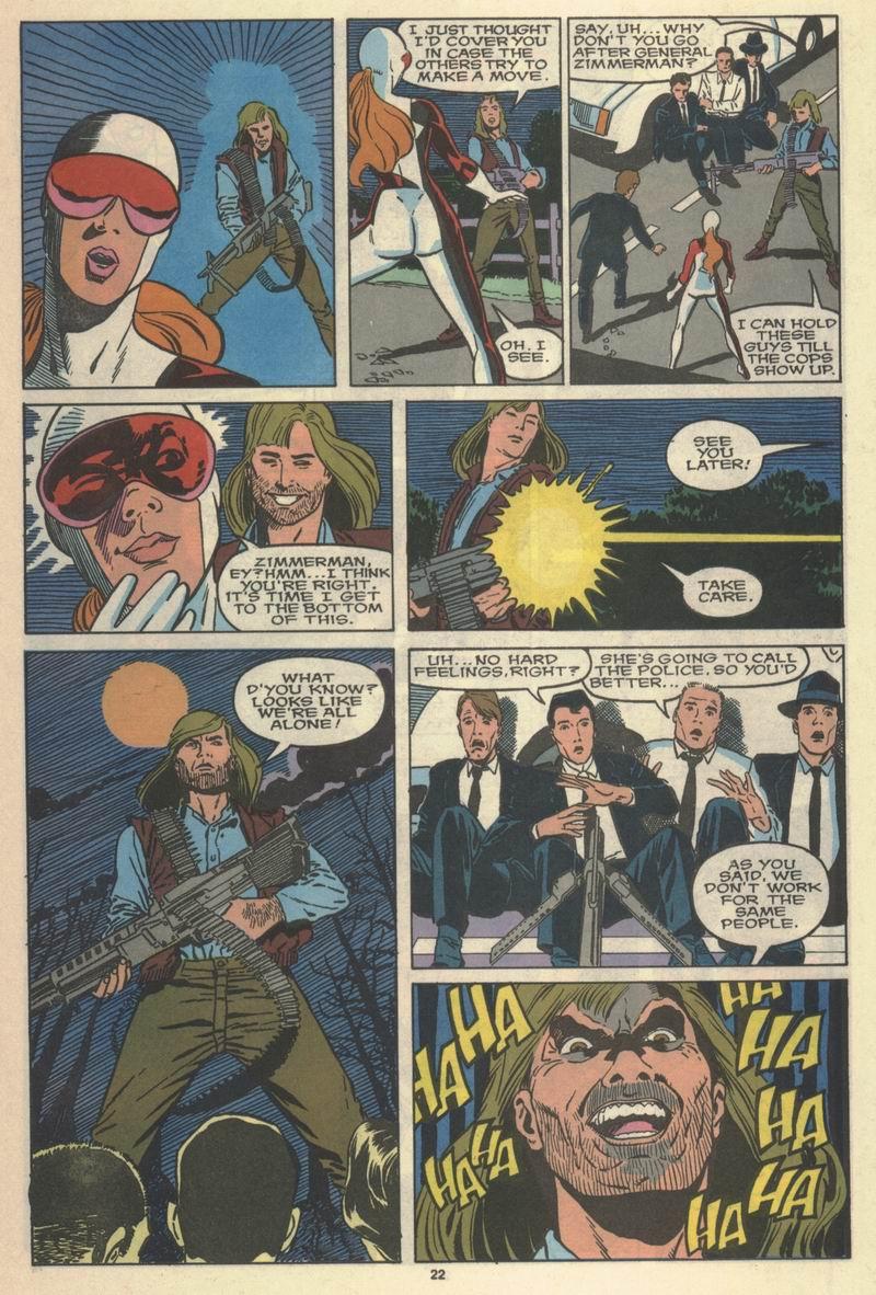 Read online Alpha Flight (1983) comic -  Issue #77 - 24