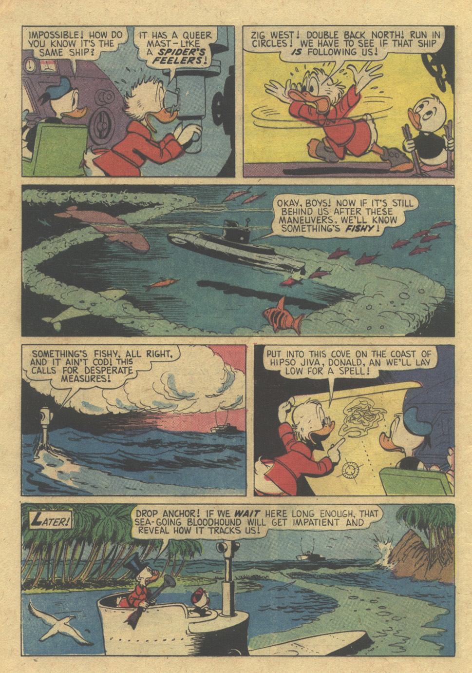 Read online Uncle Scrooge (1953) comic -  Issue #98 - 12