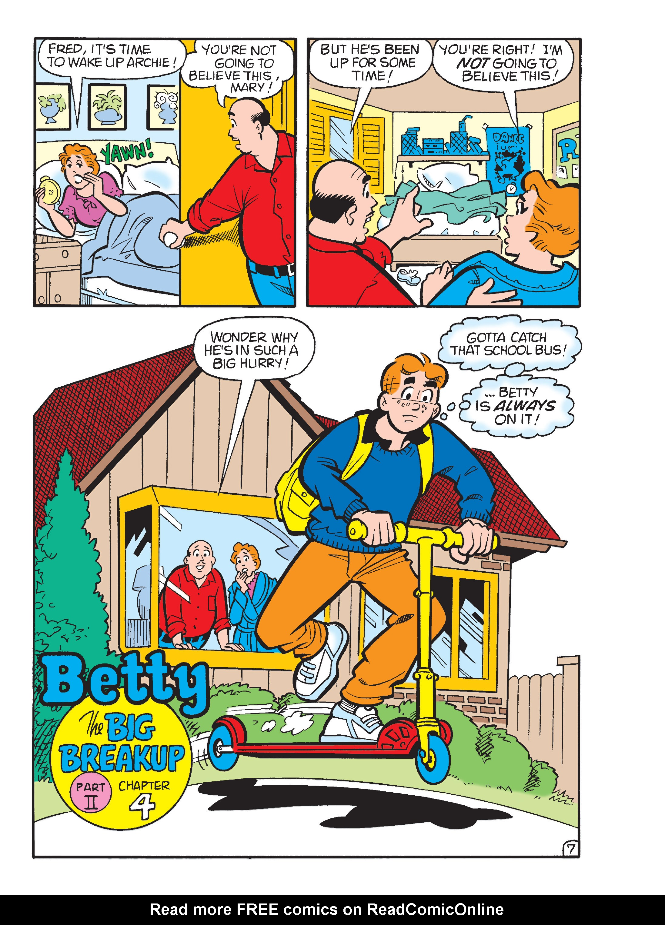Read online Archie 1000 Page Comics Blowout! comic -  Issue # TPB (Part 3) - 227