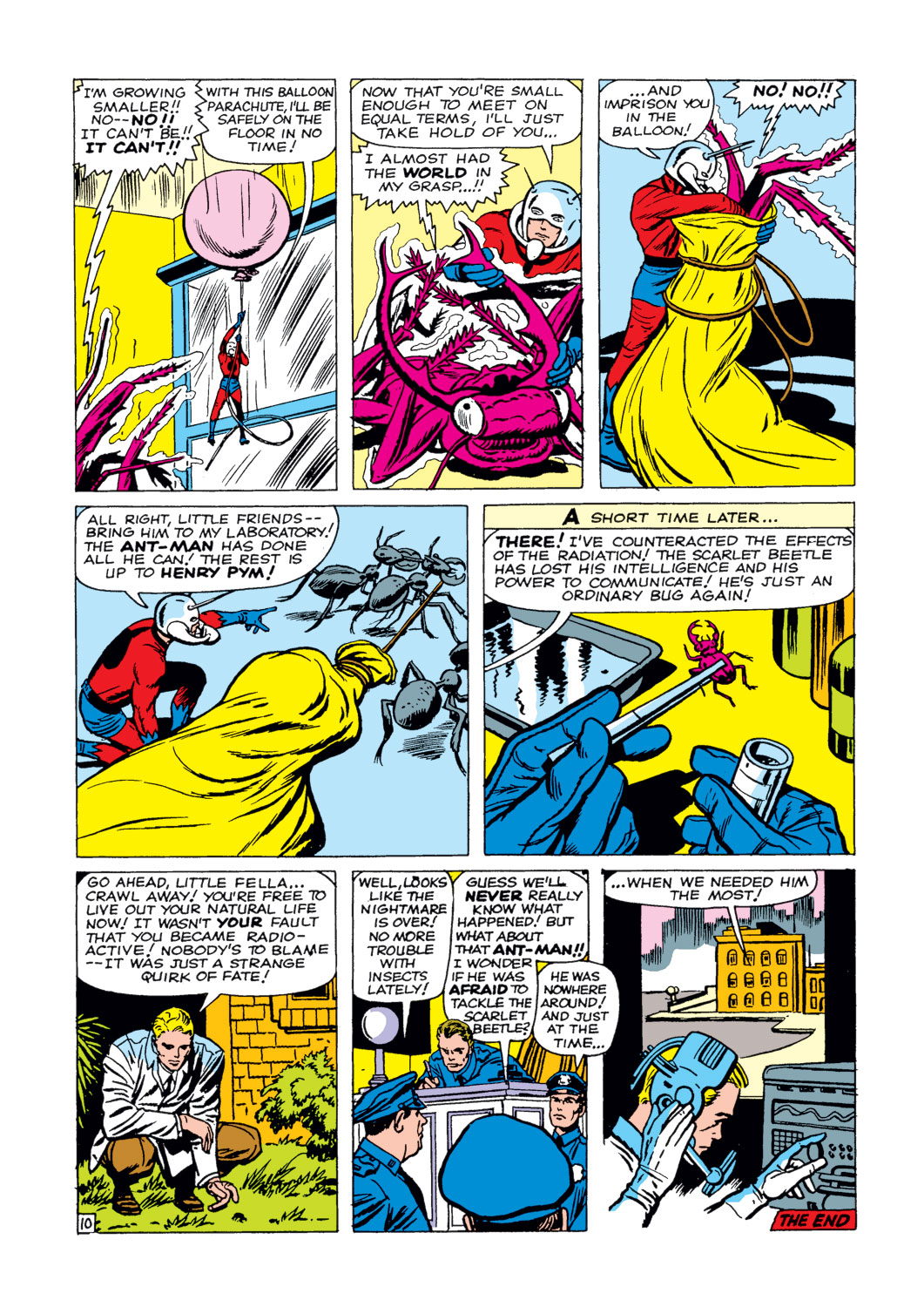 Tales to Astonish (1959) issue 39 - Page 11