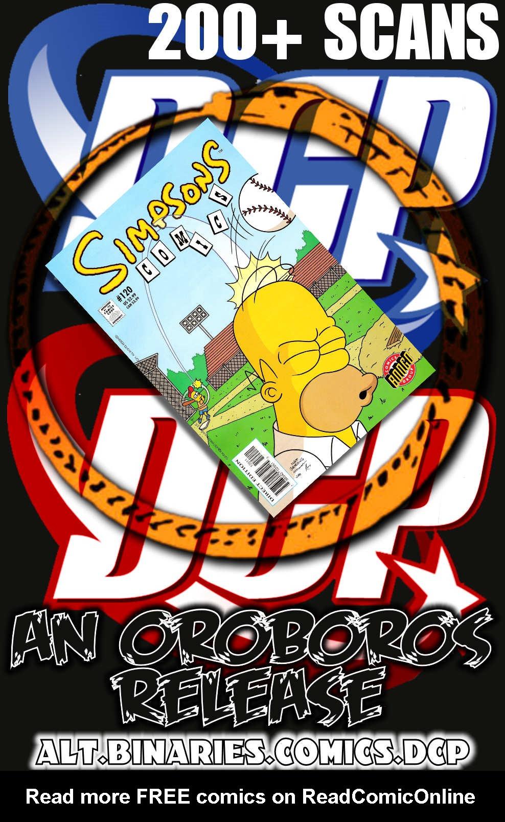 Read online Simpsons Comics comic -  Issue #120 - 28