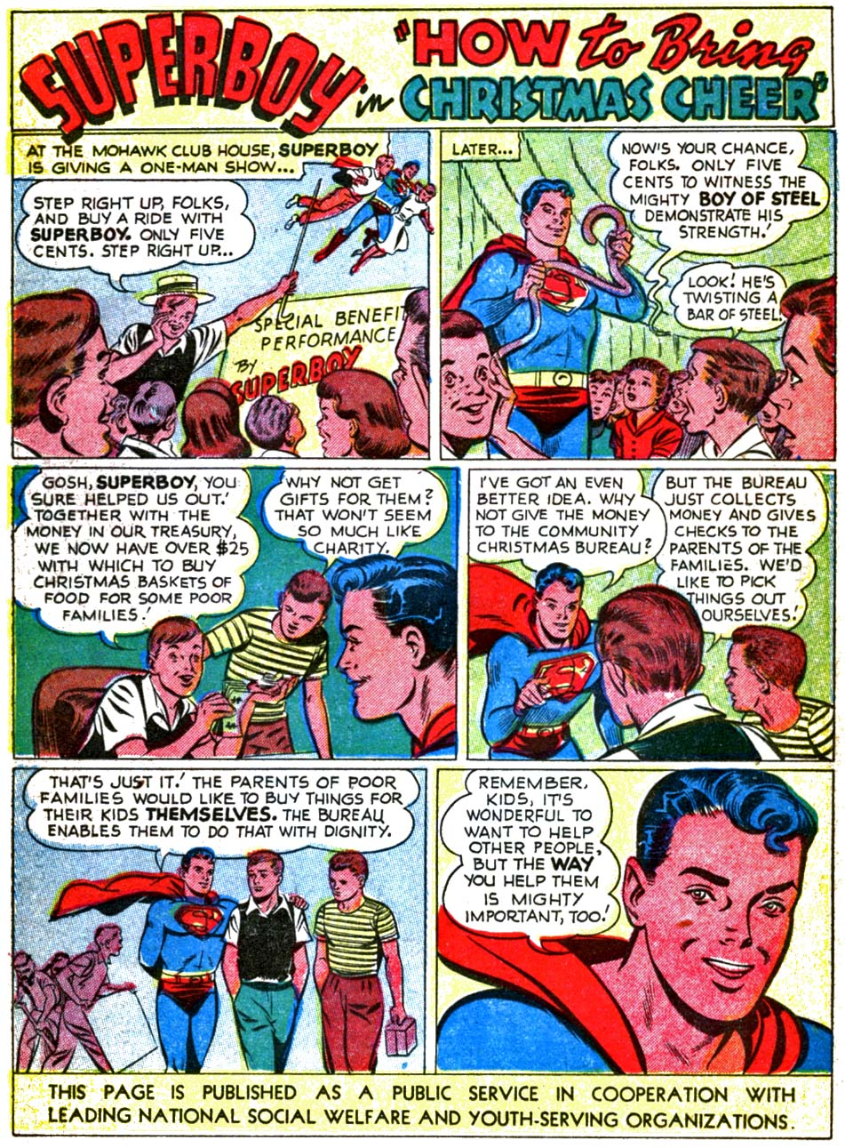 Read online Adventure Comics (1938) comic -  Issue #160 - 38