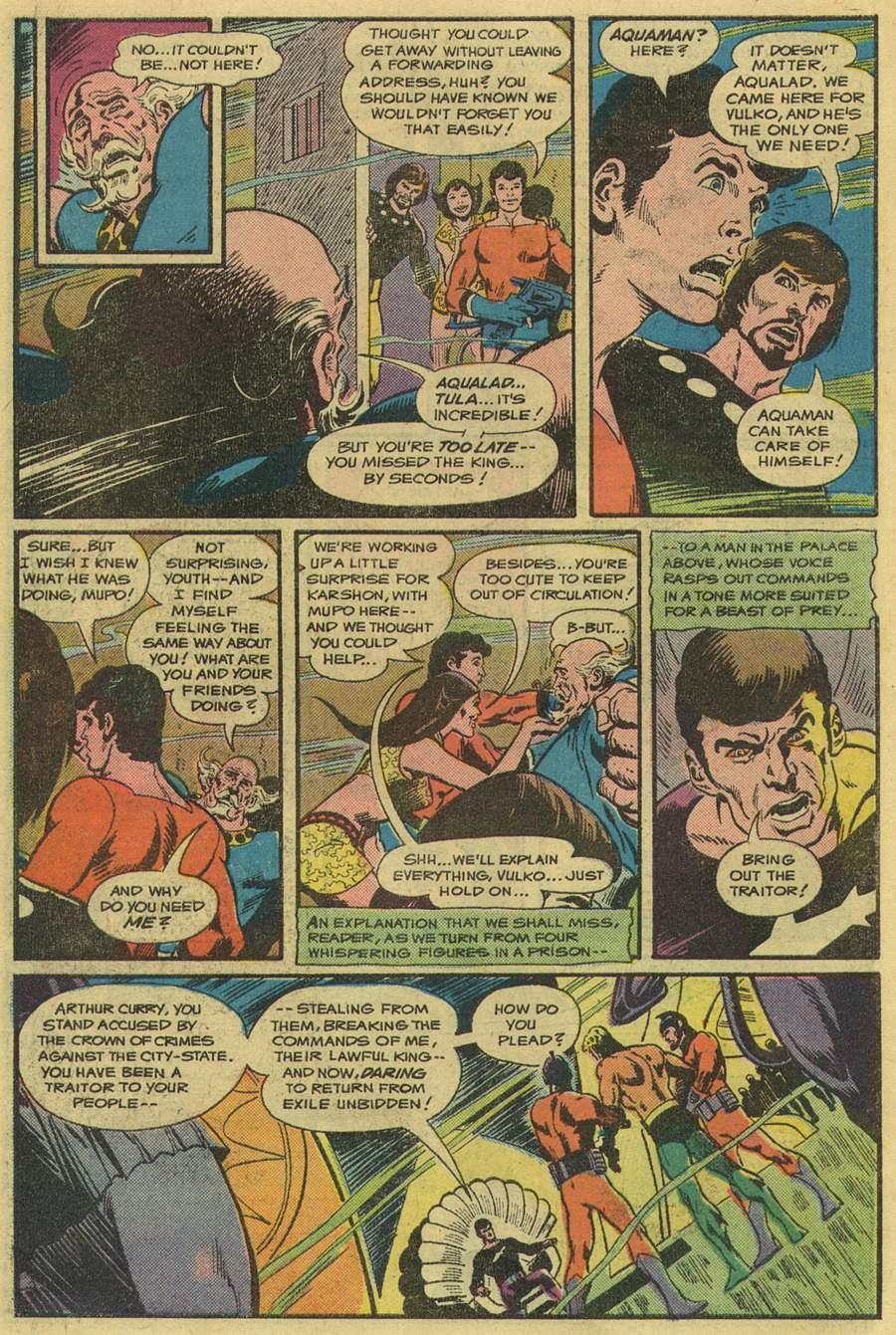 Read online Adventure Comics (1938) comic -  Issue #448 - 10