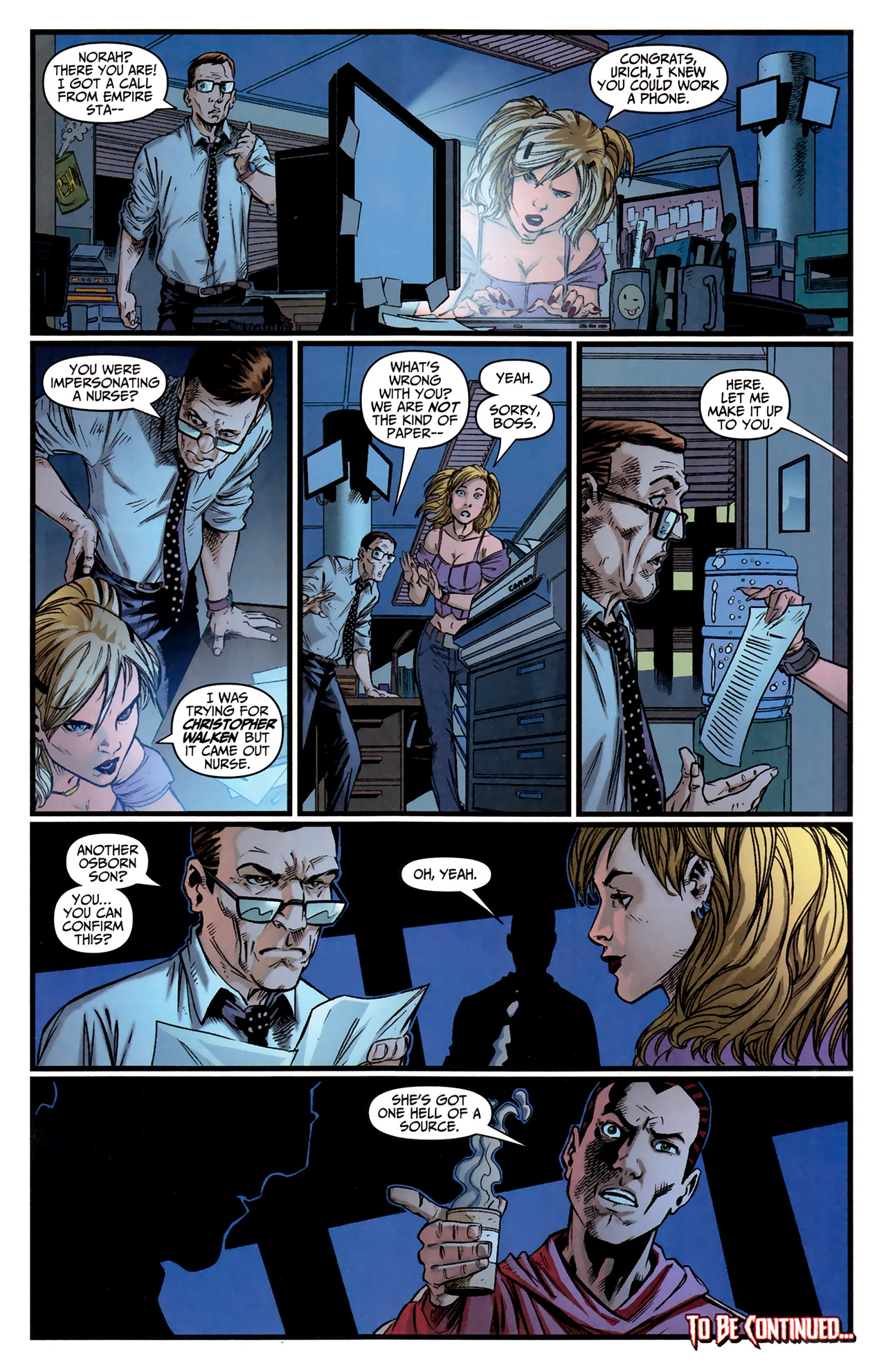 Read online Amazing Spider-Man Presents: American Son comic -  Issue #2 - 24