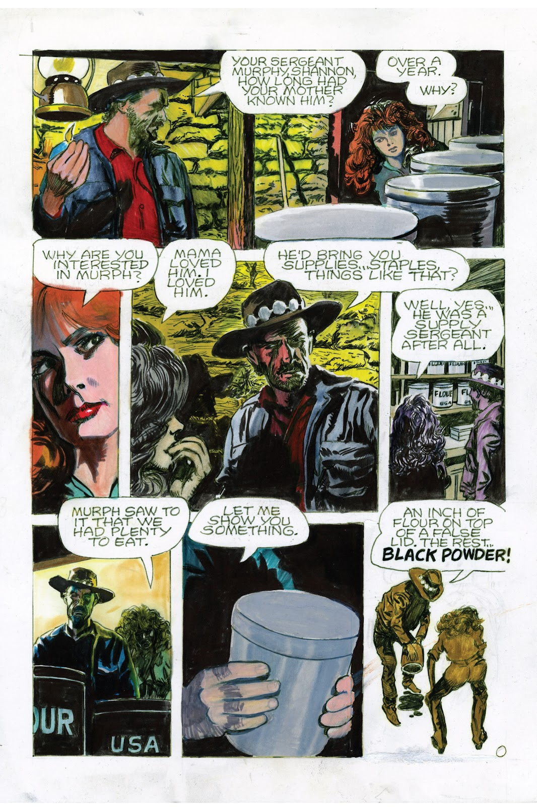 Read online Doug Wildey's Rio: The Complete Saga comic -  Issue # TPB (Part 3) - 58